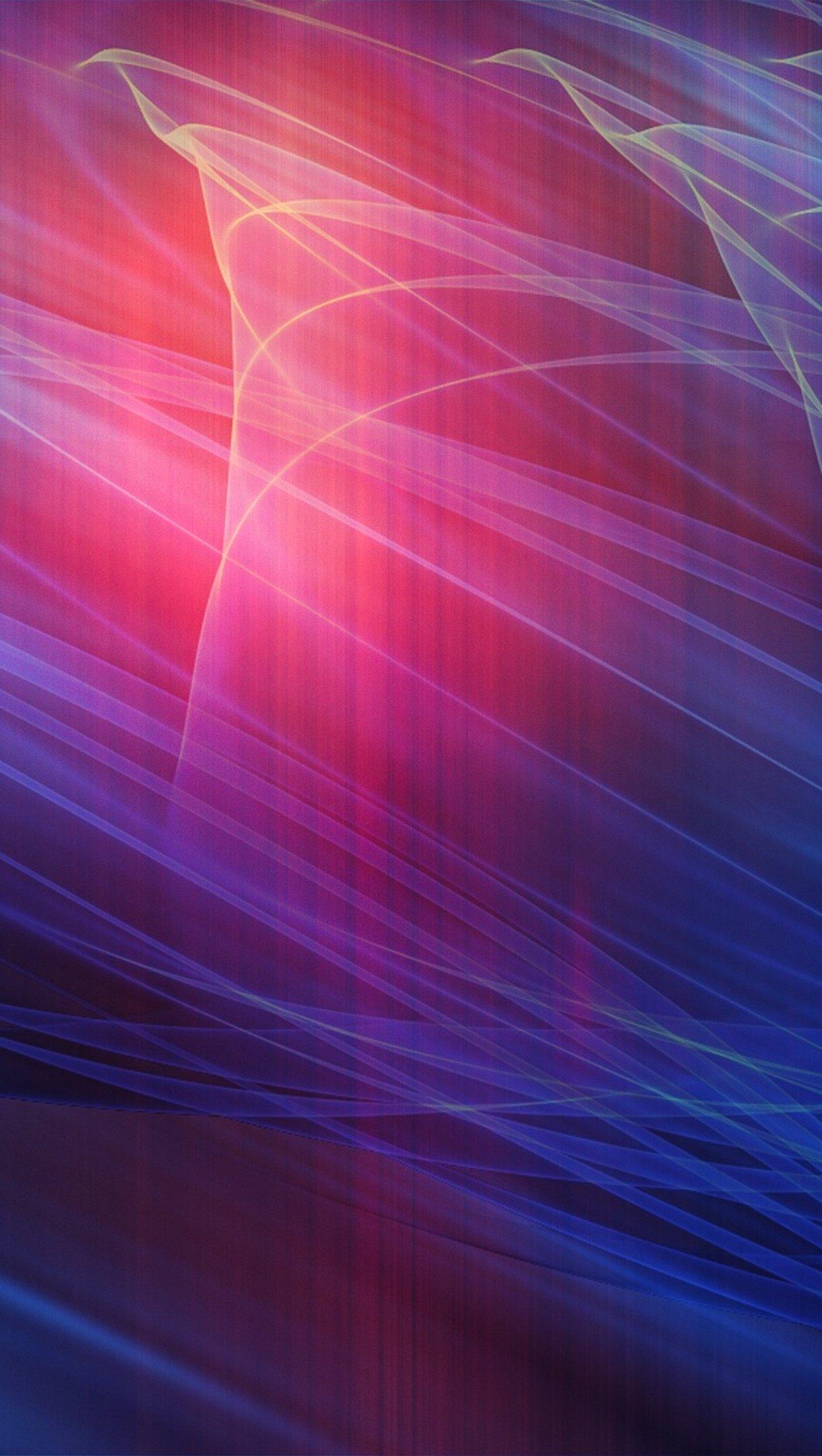 Fondos de pantalla Lineas neon Vertical