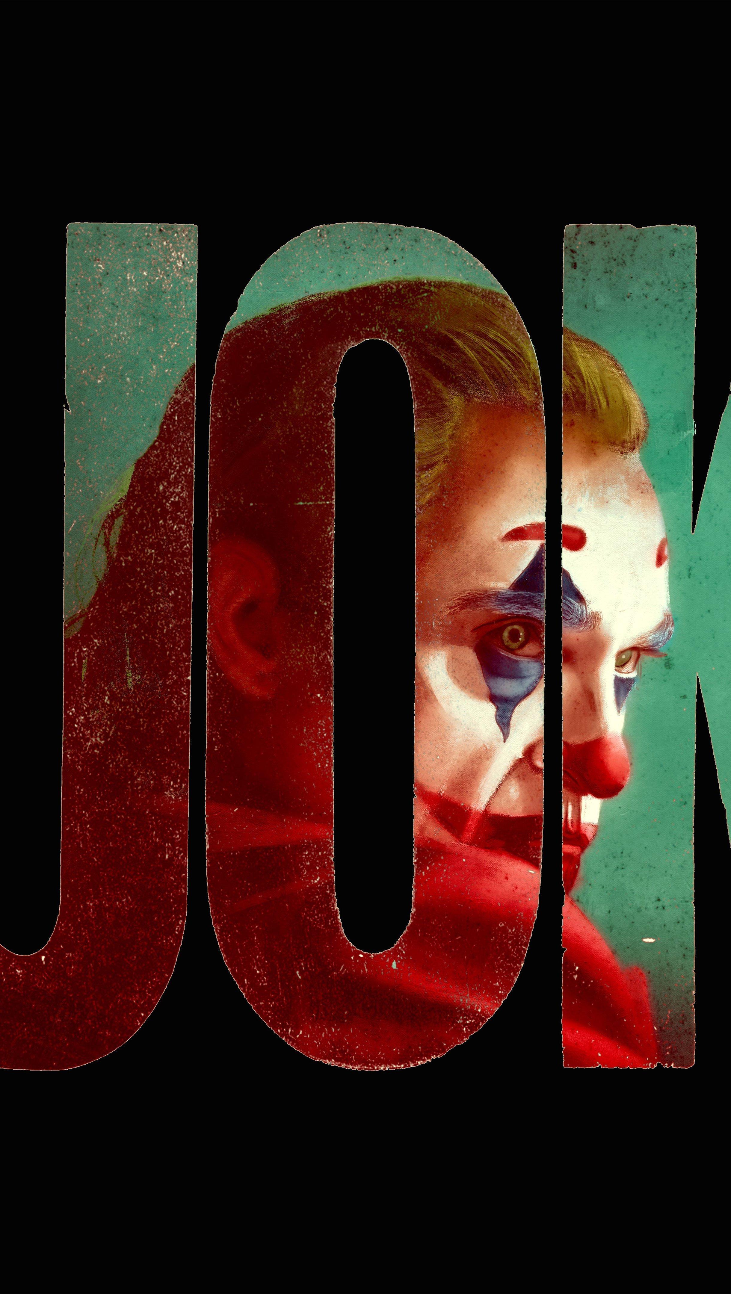 Fondos de pantalla Logo de Joker Vertical