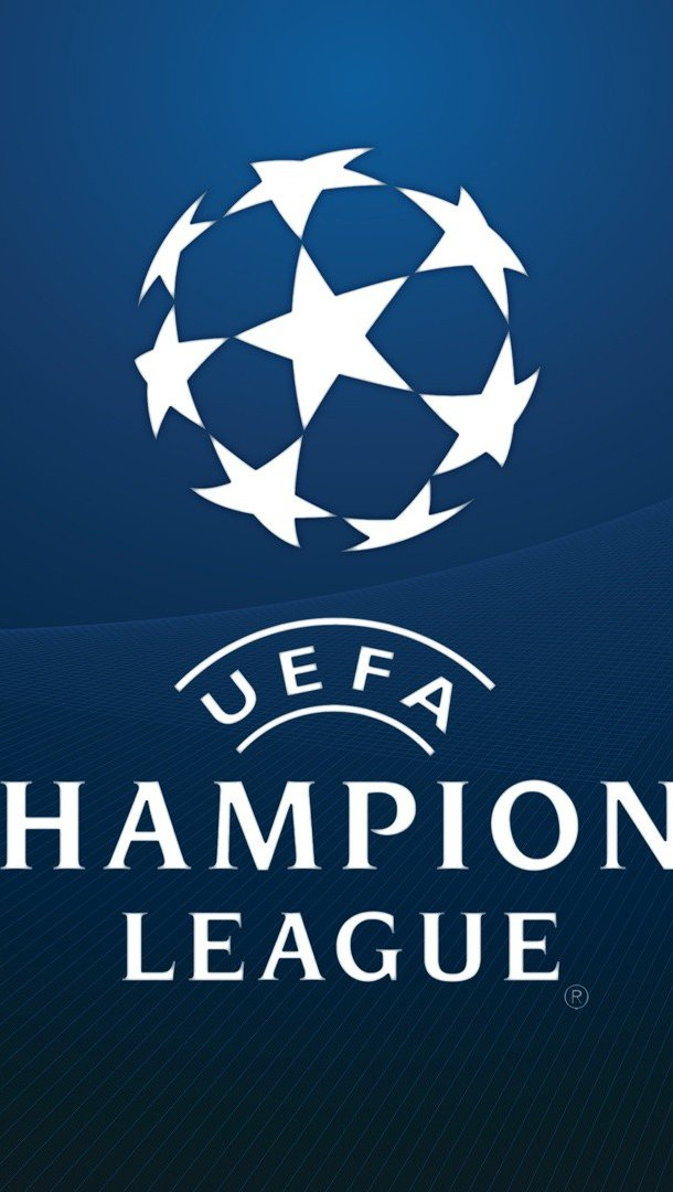 Wallpaper Logo UEFA Champions League Vertical