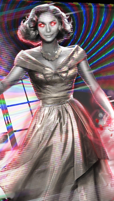 Fondos de pantalla Los poderes de Wanda Vertical
