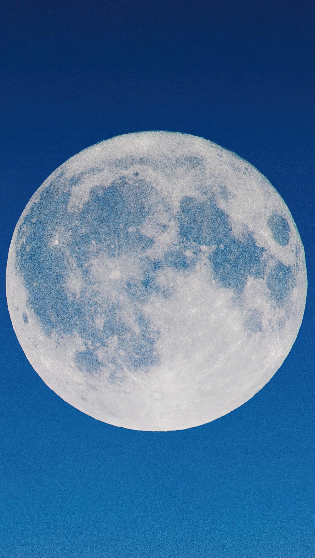 Wallpaper Moon Vertical
