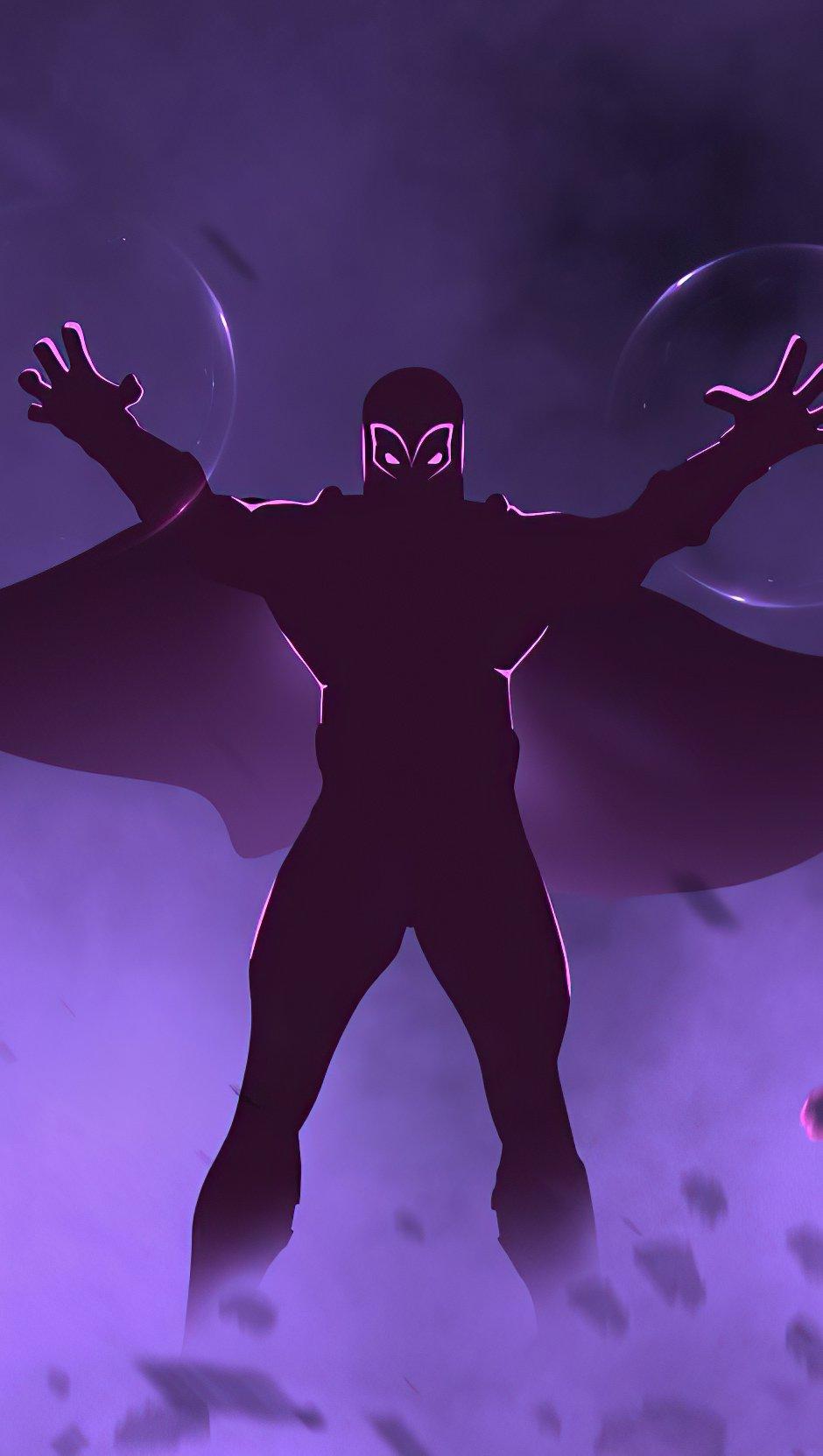 Wallpaper Magneto 2020 Vertical