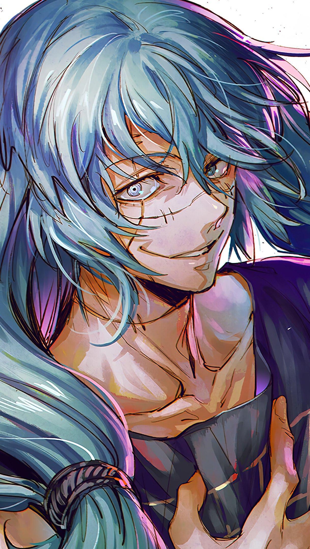 Fondos de pantalla Anime Mahito de Jujutsu Kaisen Vertical