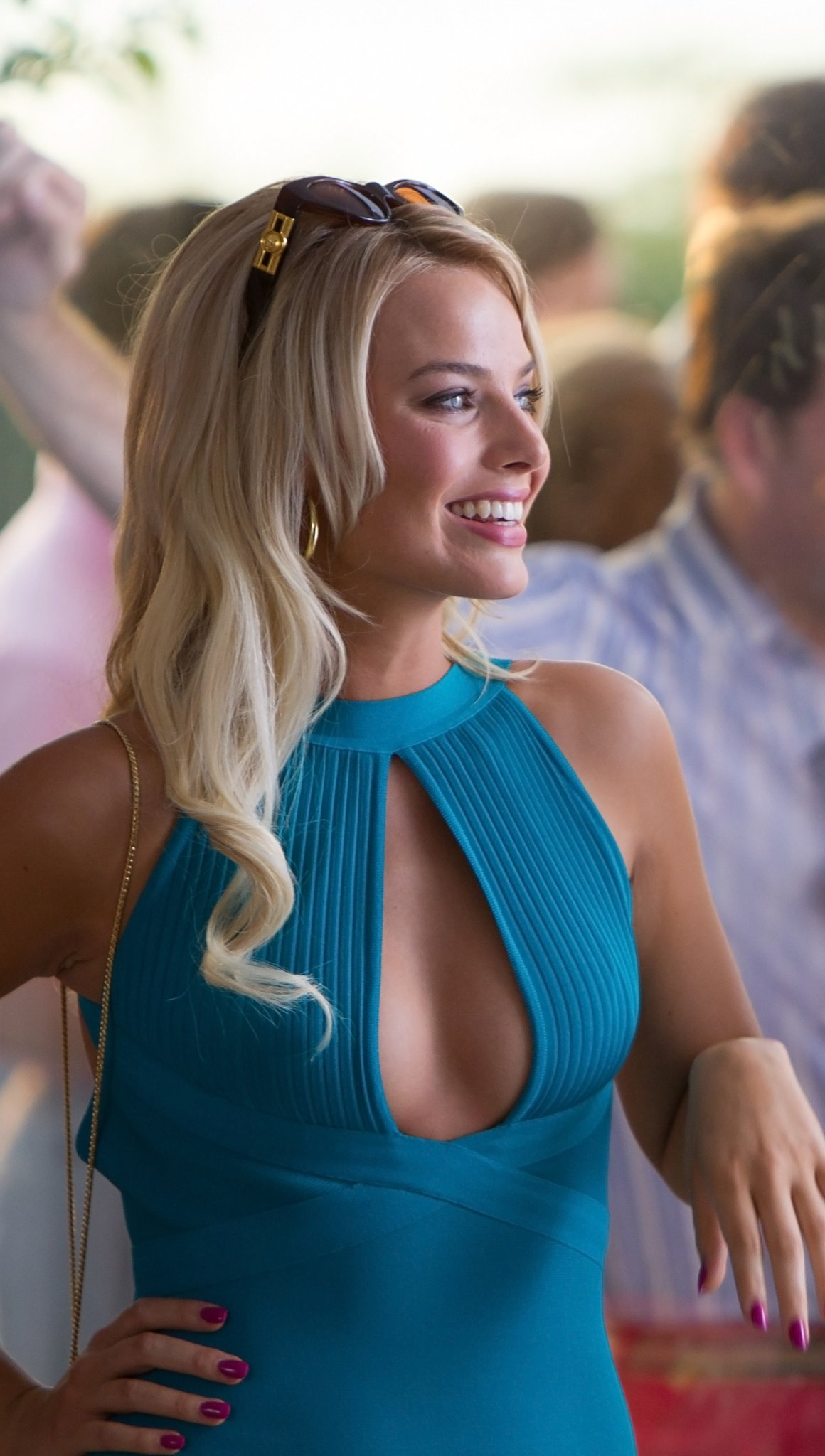 Margot Robbie The Wolf