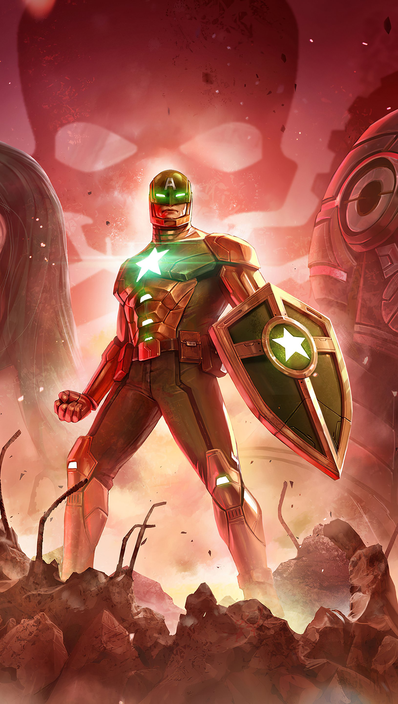Fondos de pantalla Marvel Future Fight Vertical