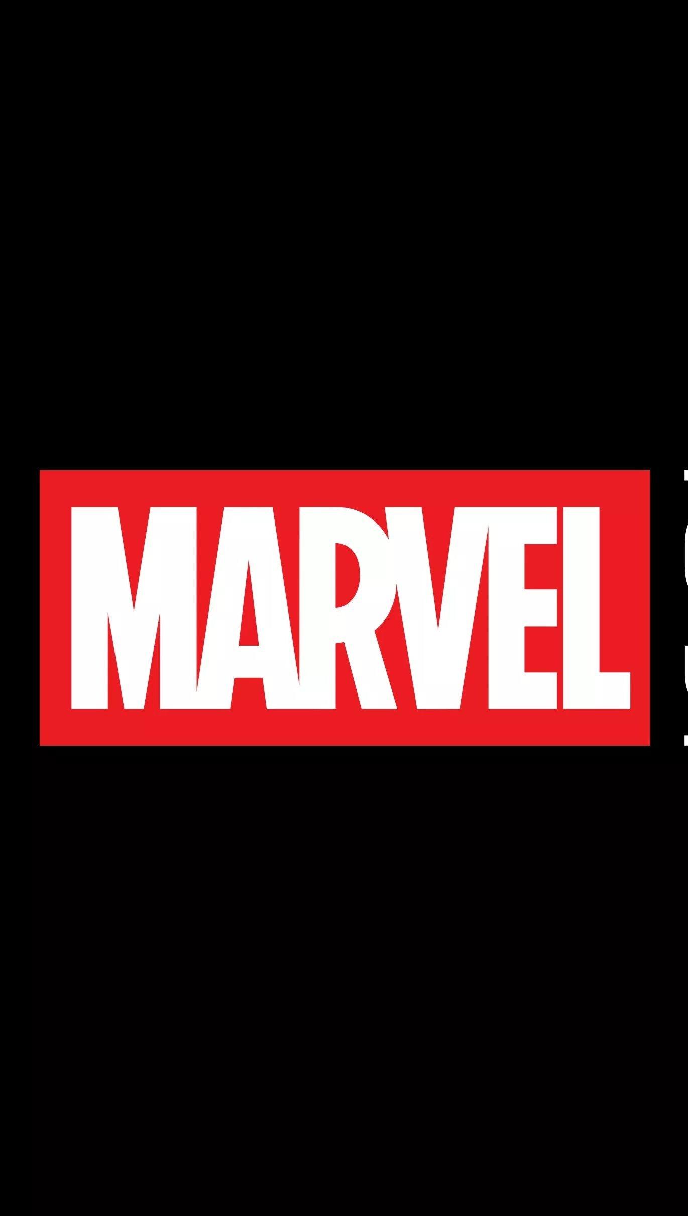Wallpaper Marvel Studios New Logo Vertical