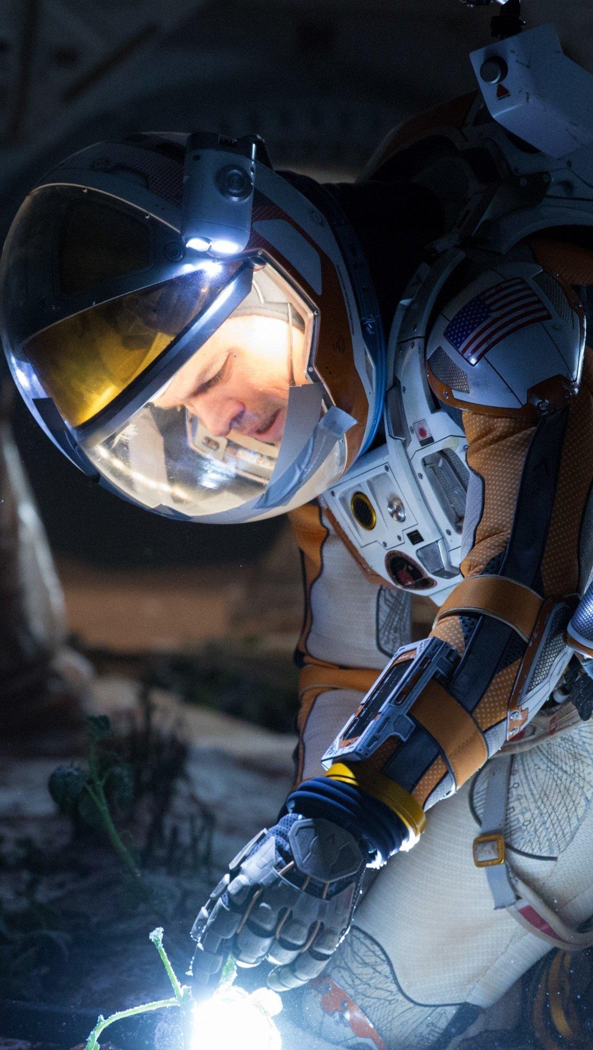 Fondos de pantalla Matt Damon en Misión Rescate Vertical