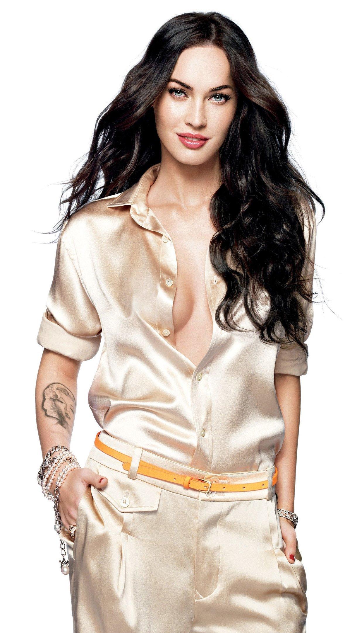 Fondos de pantalla Megan Fox photoshoot Vertical