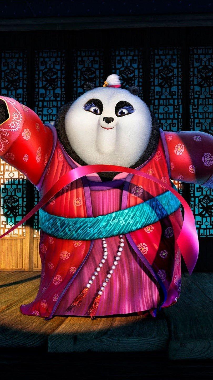 Wallpaper Mei Mei from Kung fu panda 3 Vertical