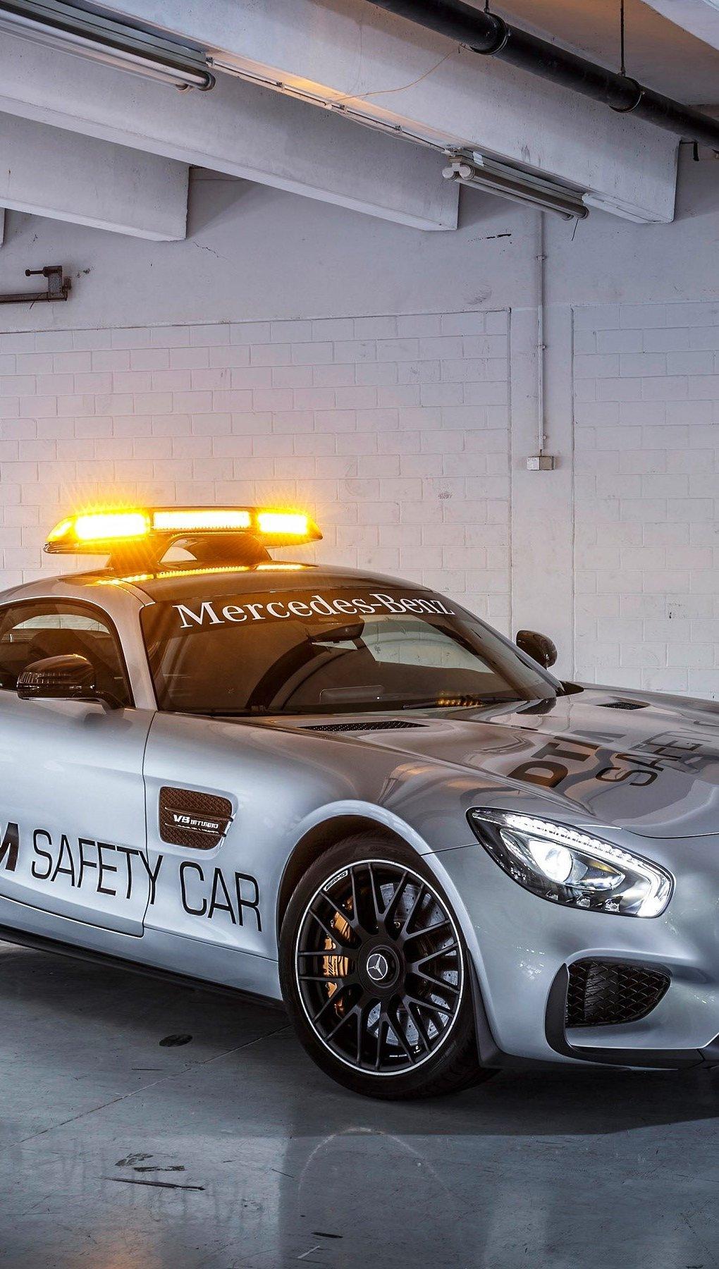 Fondos de pantalla Mercedes AMG GT S Vertical