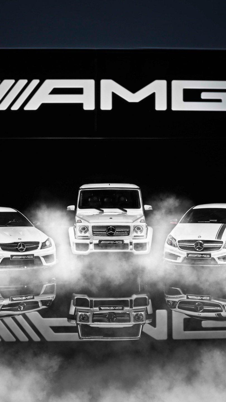 Fondos de pantalla Mercedes Benz AMG Vertical