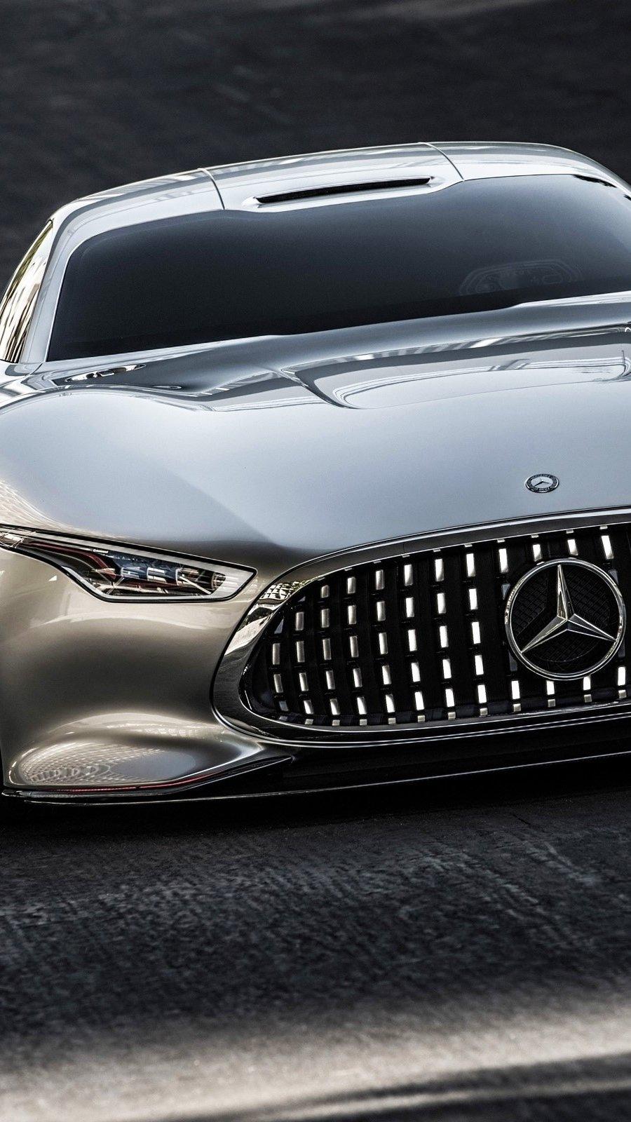 Fondos de pantalla Mercedes Benz AMG vision Gran turismo Vertical