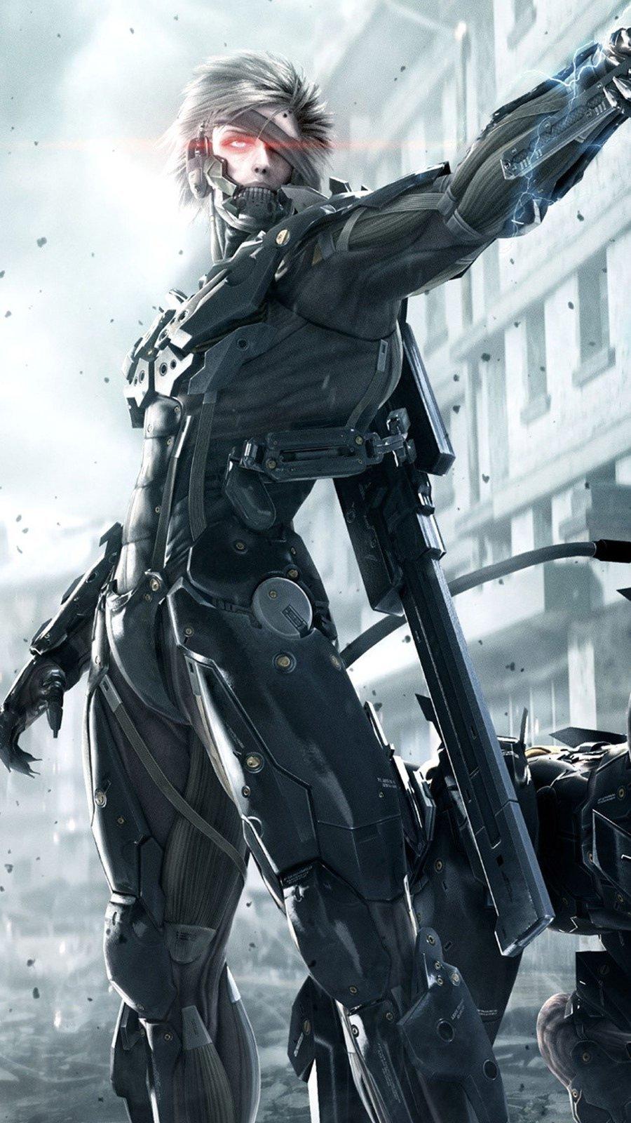 Fondos de pantalla Metal Gear Rising Revengeance 4 Vertical