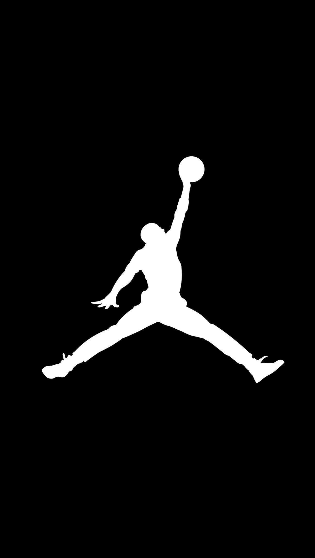 Fondos de pantalla Michael Jordan Logo Vertical