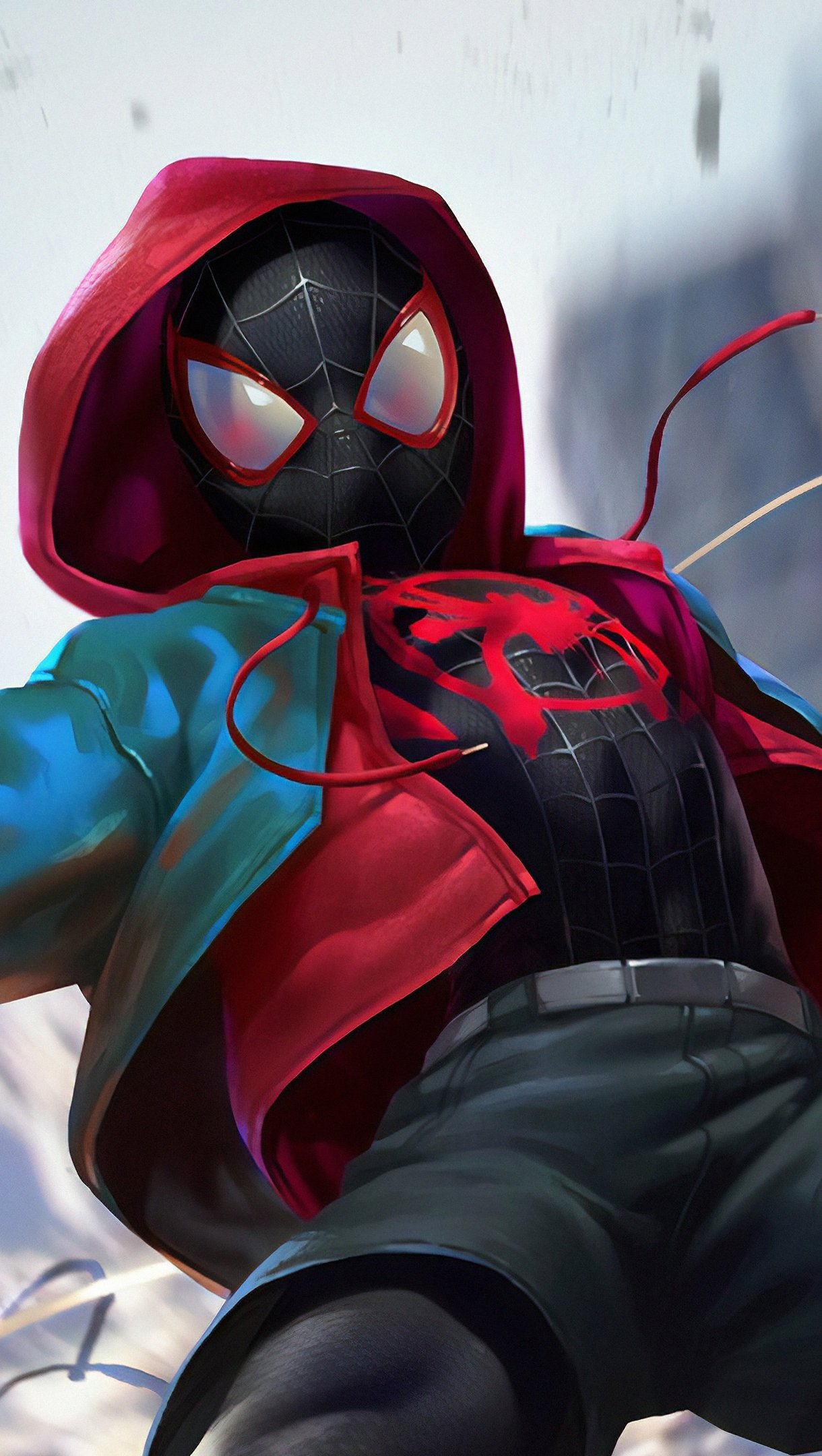 Featured image of post Fondos 4K Spiderman Miles Morales