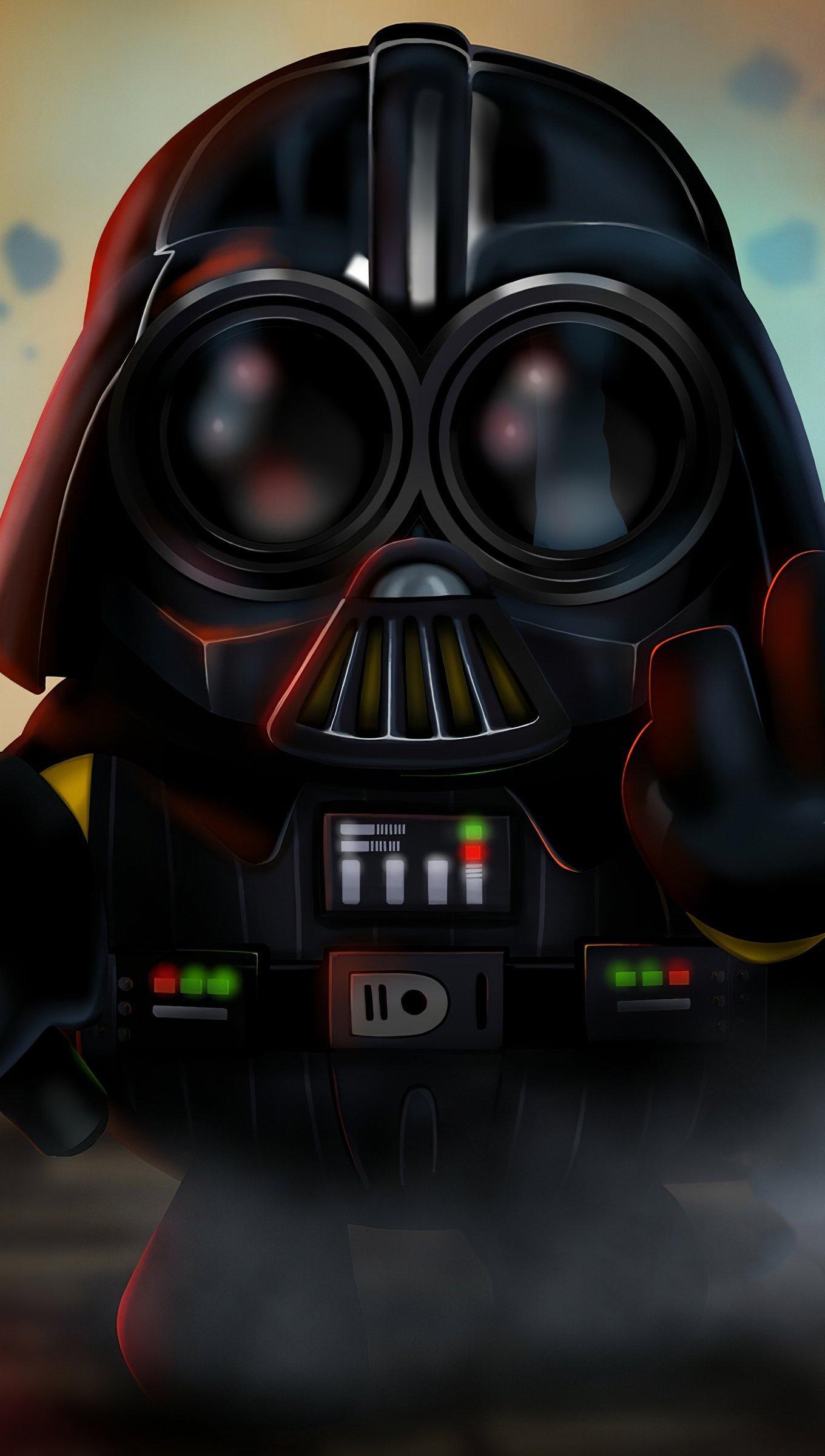 Minion As Darth Vader Wallpaper 4k Ultra Hd Id 5463