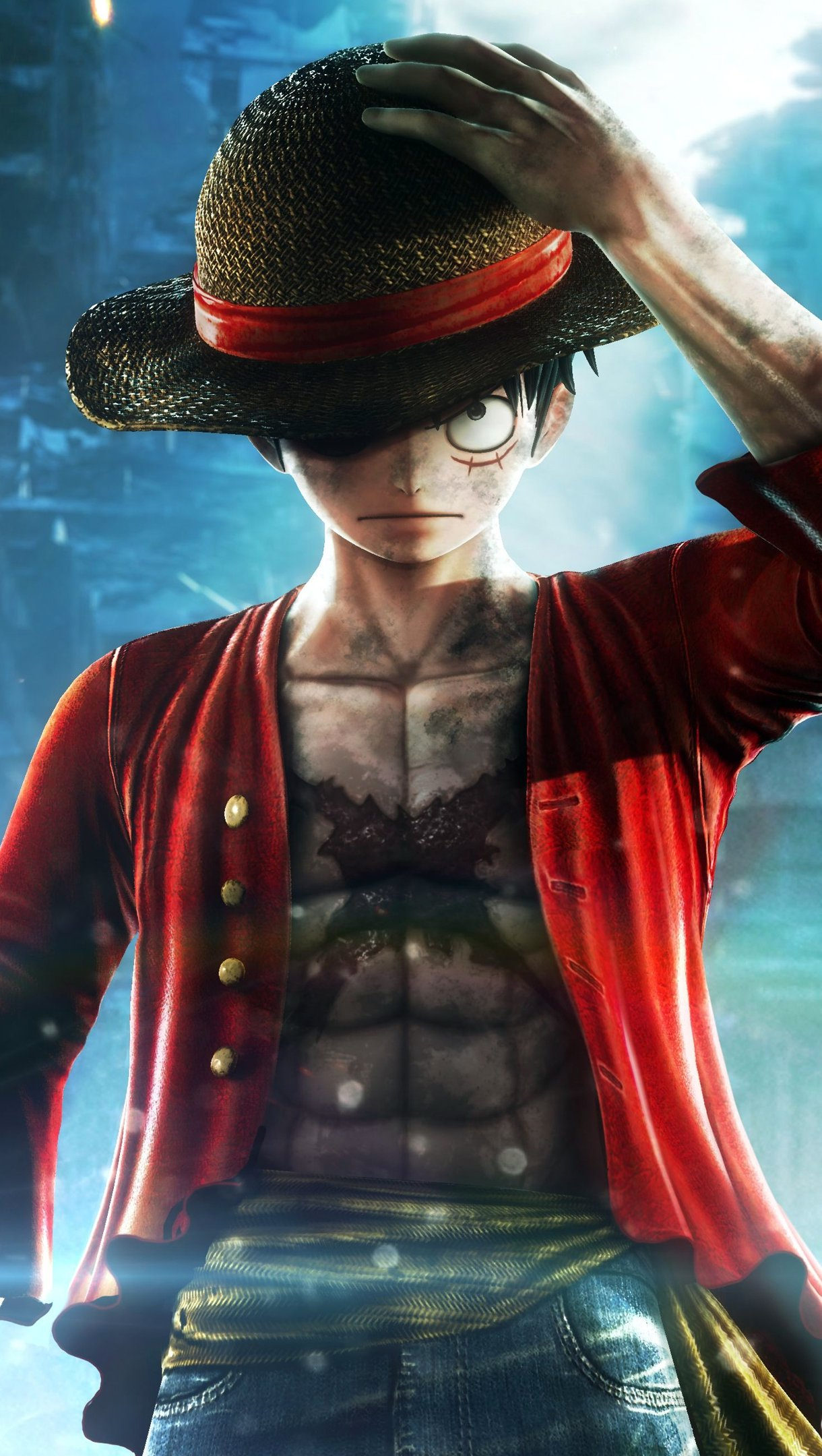 Monkey D Luffy In Jump Force Wallpaper 4k Ultra Hd Id 3710