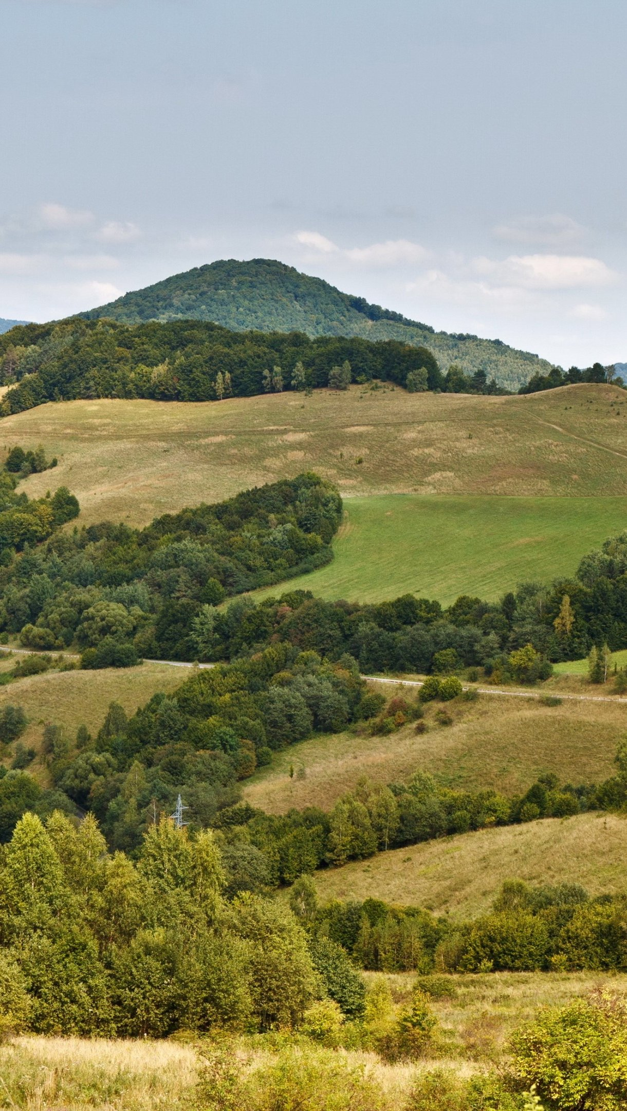 Fondos de pantalla Montañas de Eslovaquia Vertical