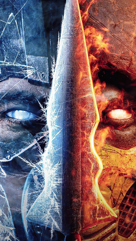 Fondos de pantalla Mortal Kombat 9 Vertical