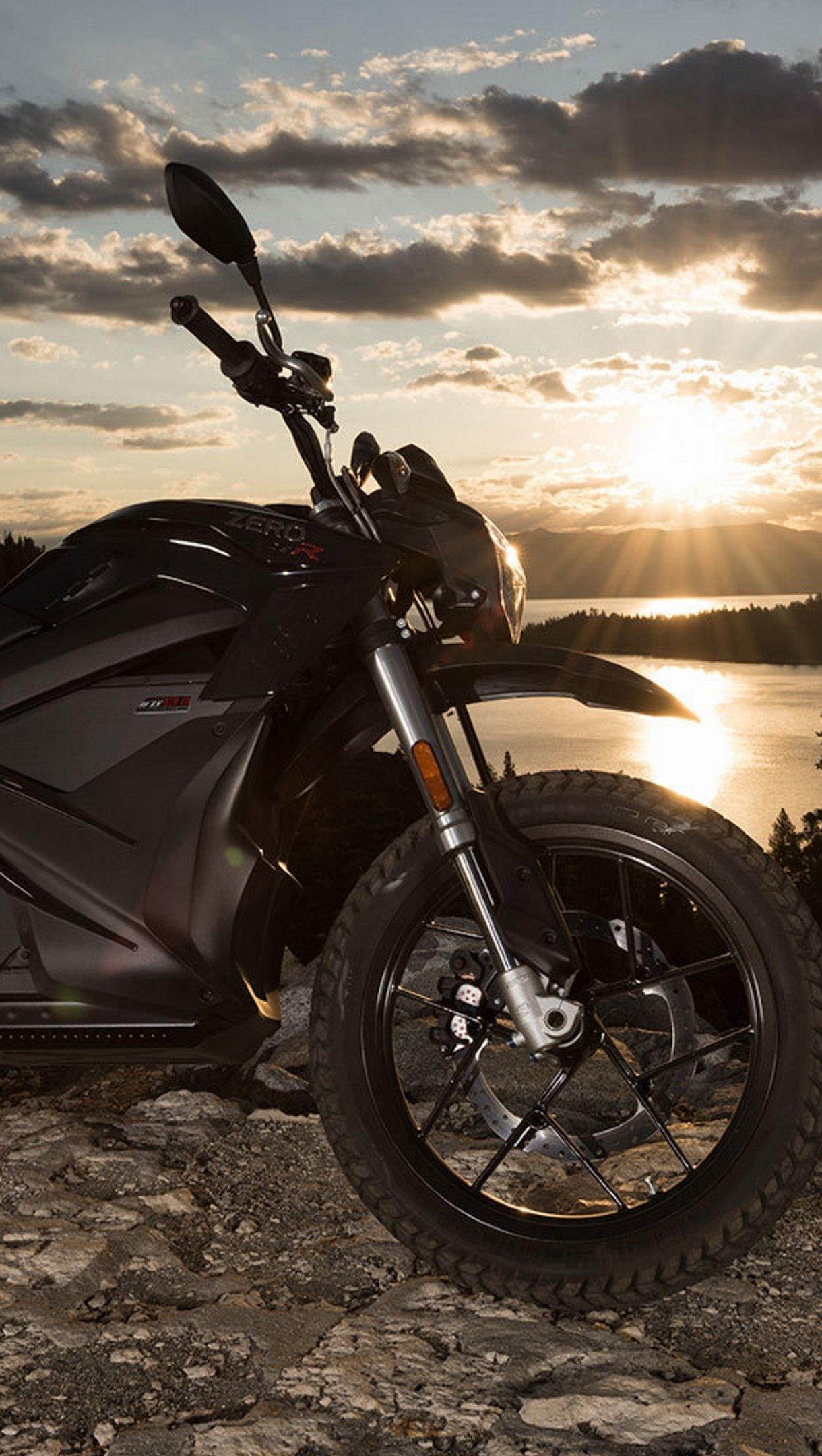 Wallpaper Moto Zero DSR 2016 Vertical
