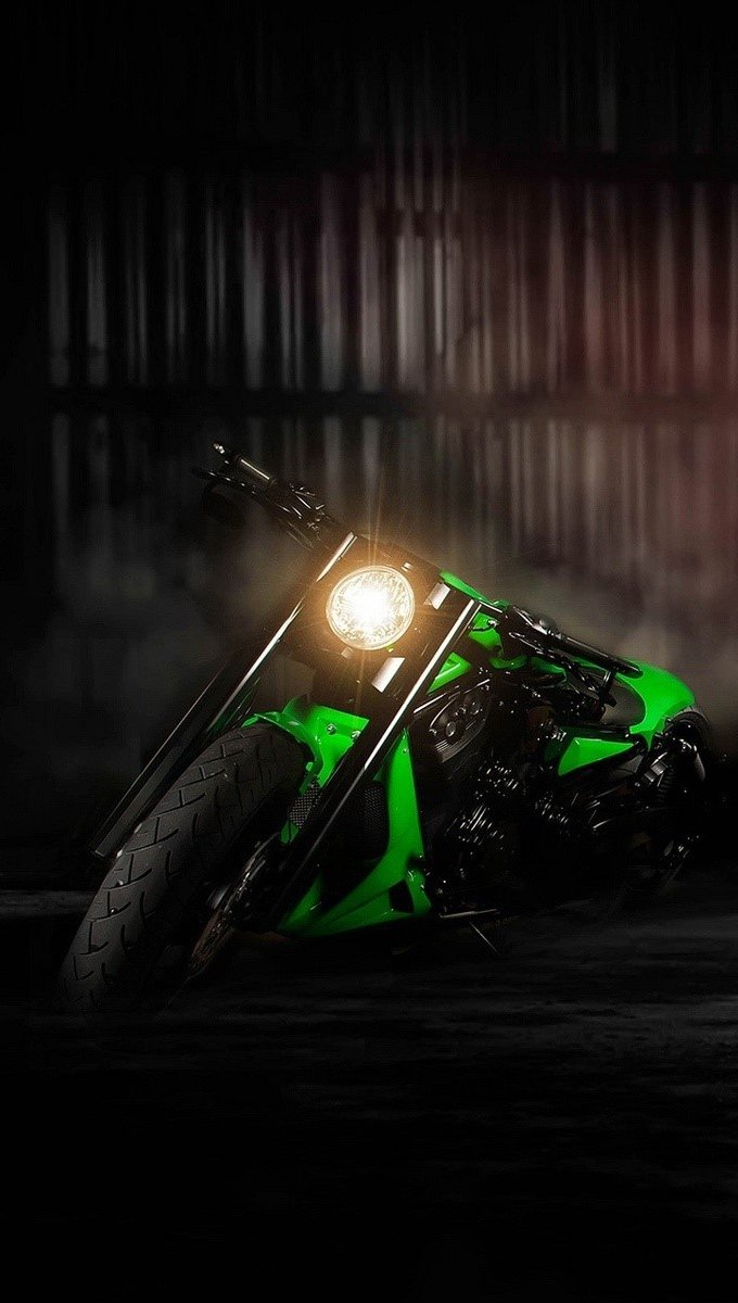 Wallpaper NLC motorcycles Vertical