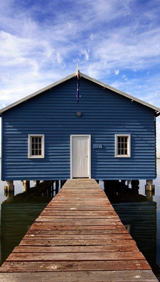 Wallpaper Dock Vertical