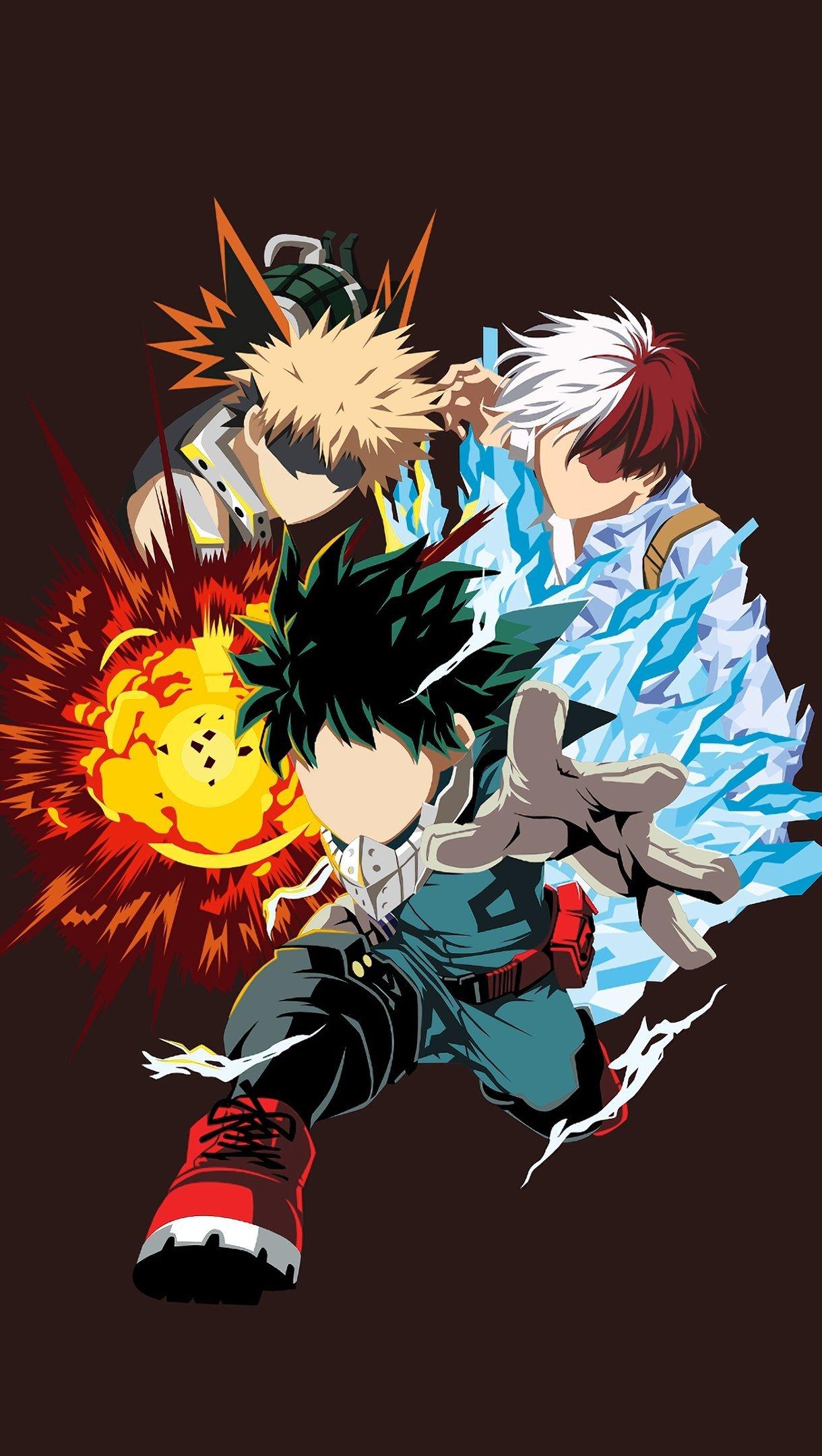 Fondos de pantalla Anime My Hero Academia Boku no Hero Academia Vertical