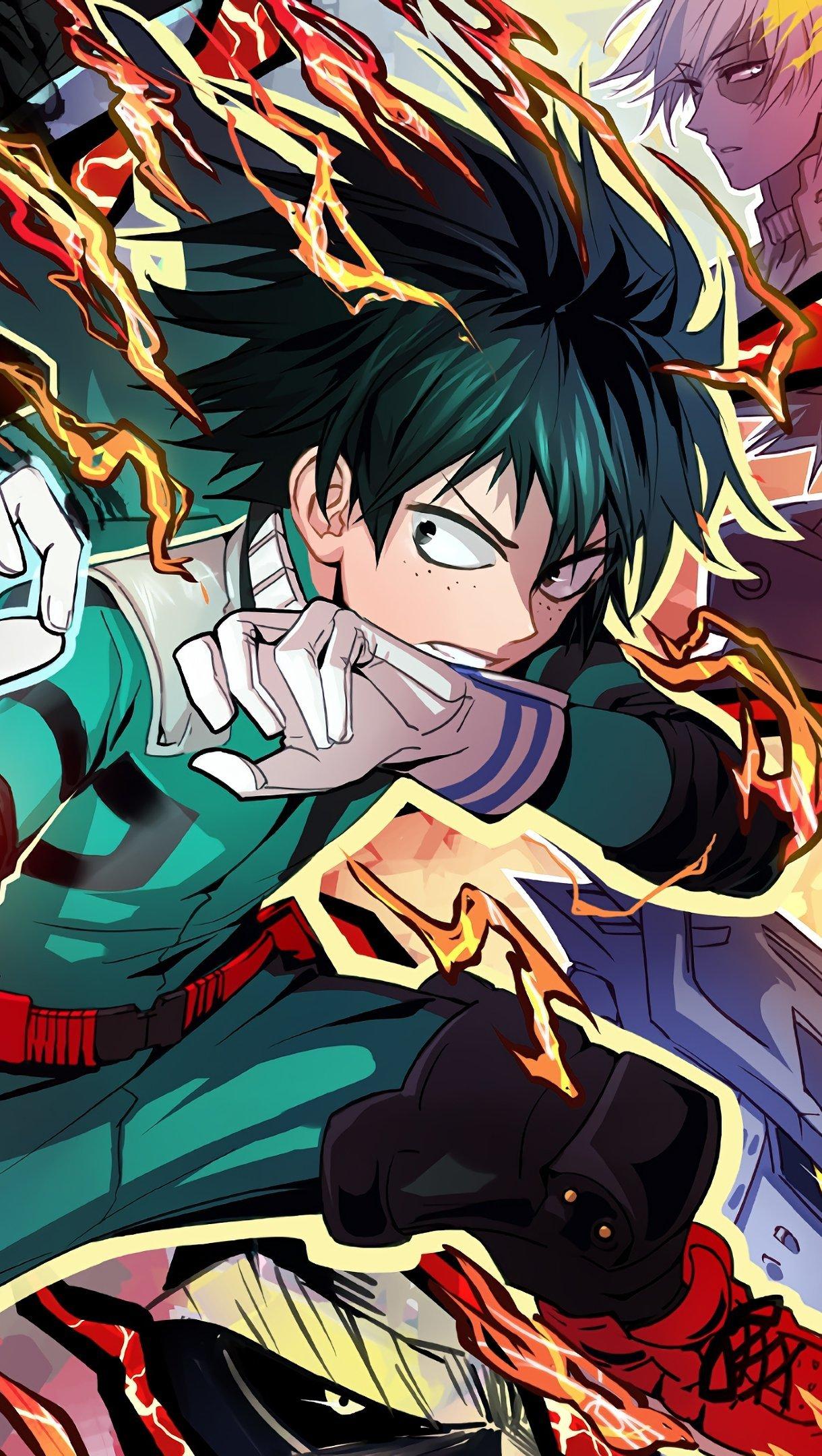 My Hero Academia Characters Boku no Hero Academia Anime ...