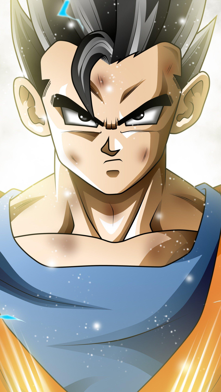 Anime Wallpaper Mystic / Ultimate Gohan from Dragon Ball Super Vertical