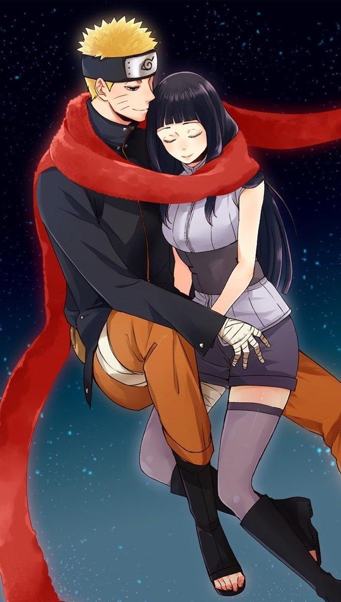 Fondos de pantalla Naruto El rescate de la princesa de la nieve Vertical