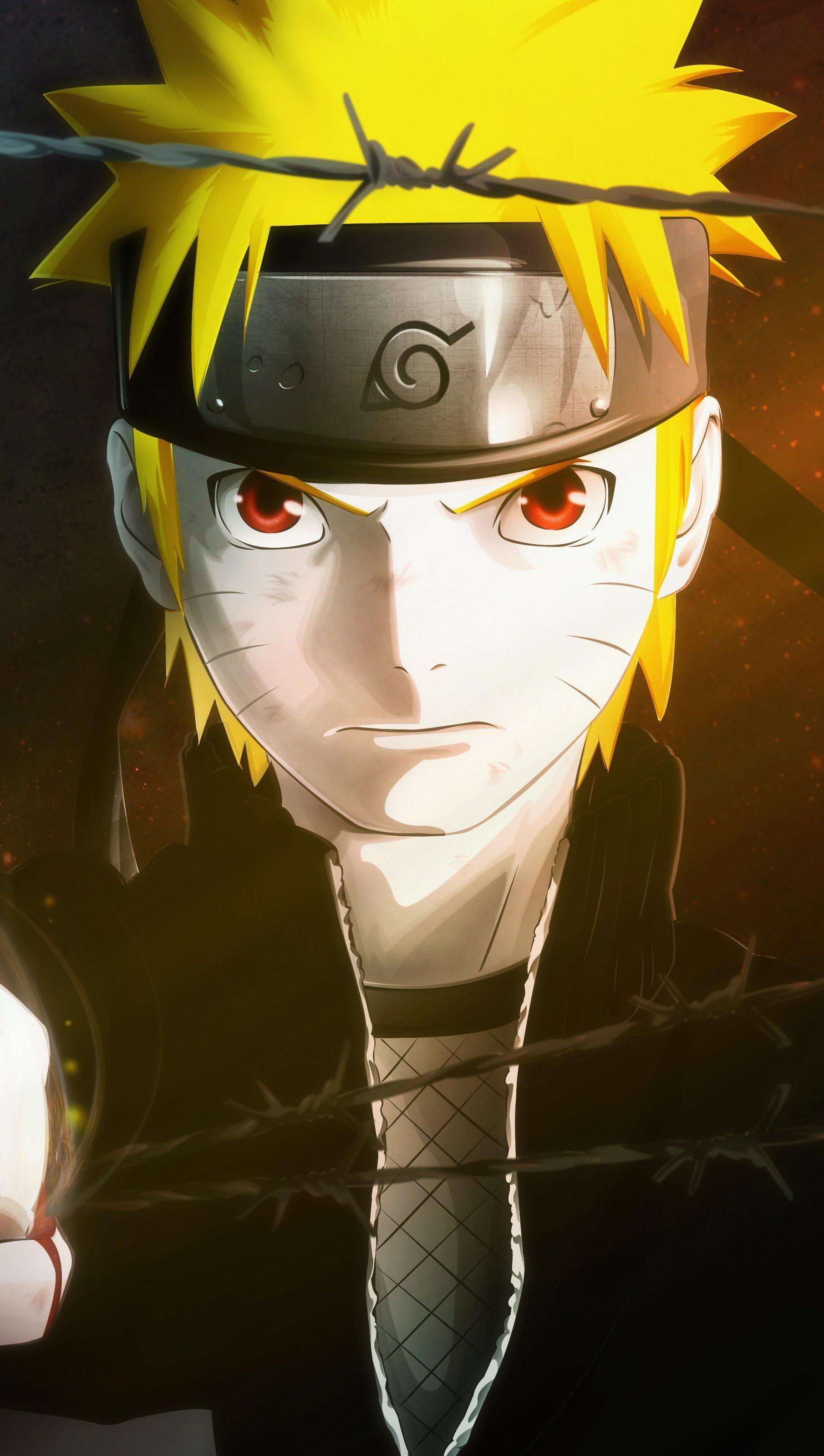Fondos de pantalla Anime Naruto Uzumaki Vertical
