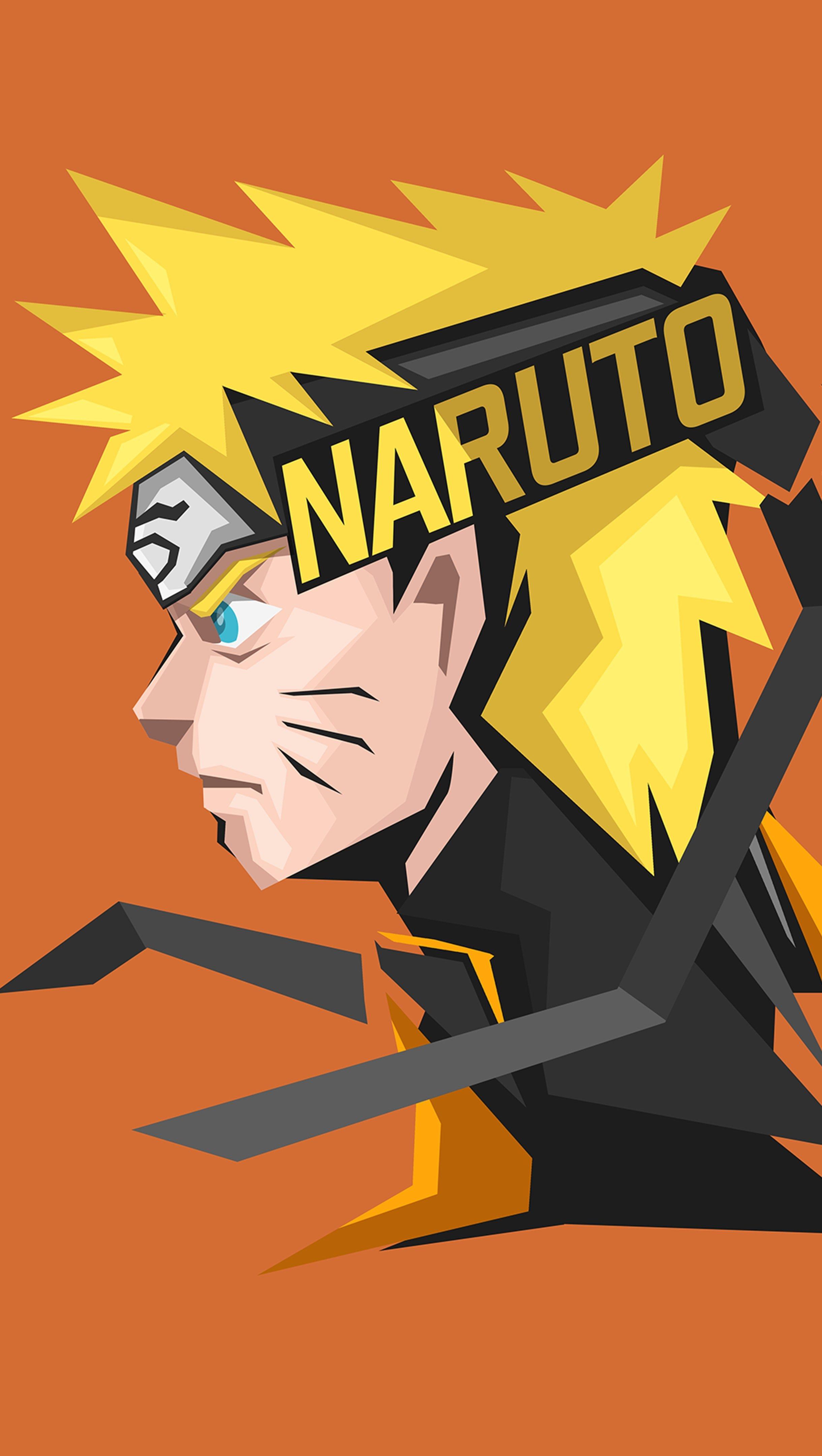 Fondos de pantalla Anime Naruto Uzumaki Ilustración Vertical