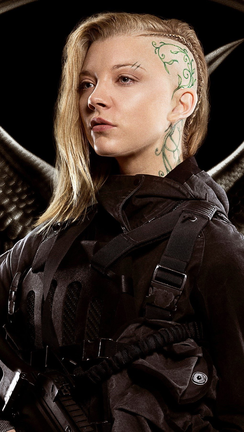 Wallpaper Natalie dormer as Cressida Vertical