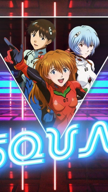 Fondos de pantalla Anime Neon Genesis Evangelion Vertical