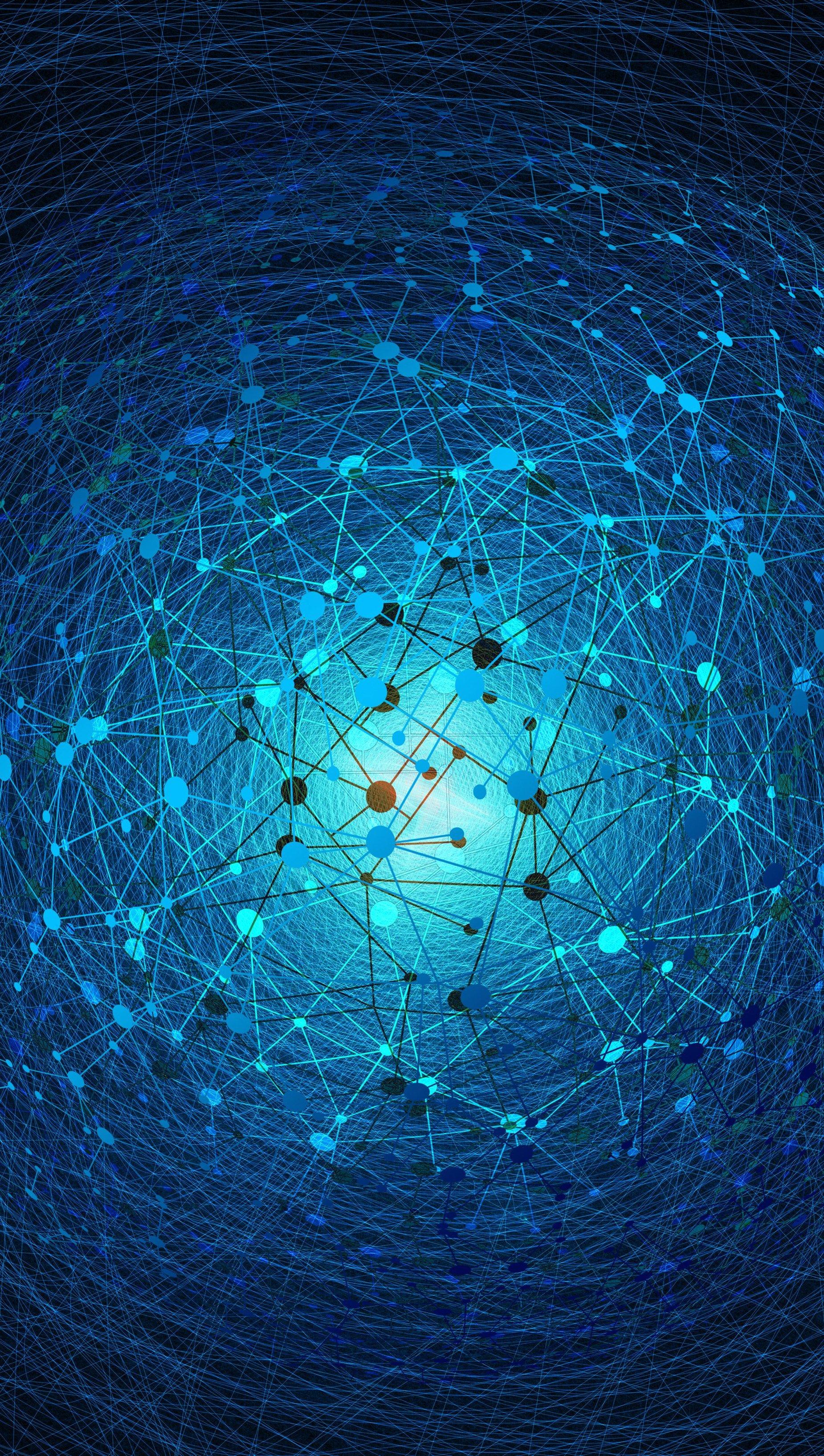 Fondos de pantalla Networking red Vertical