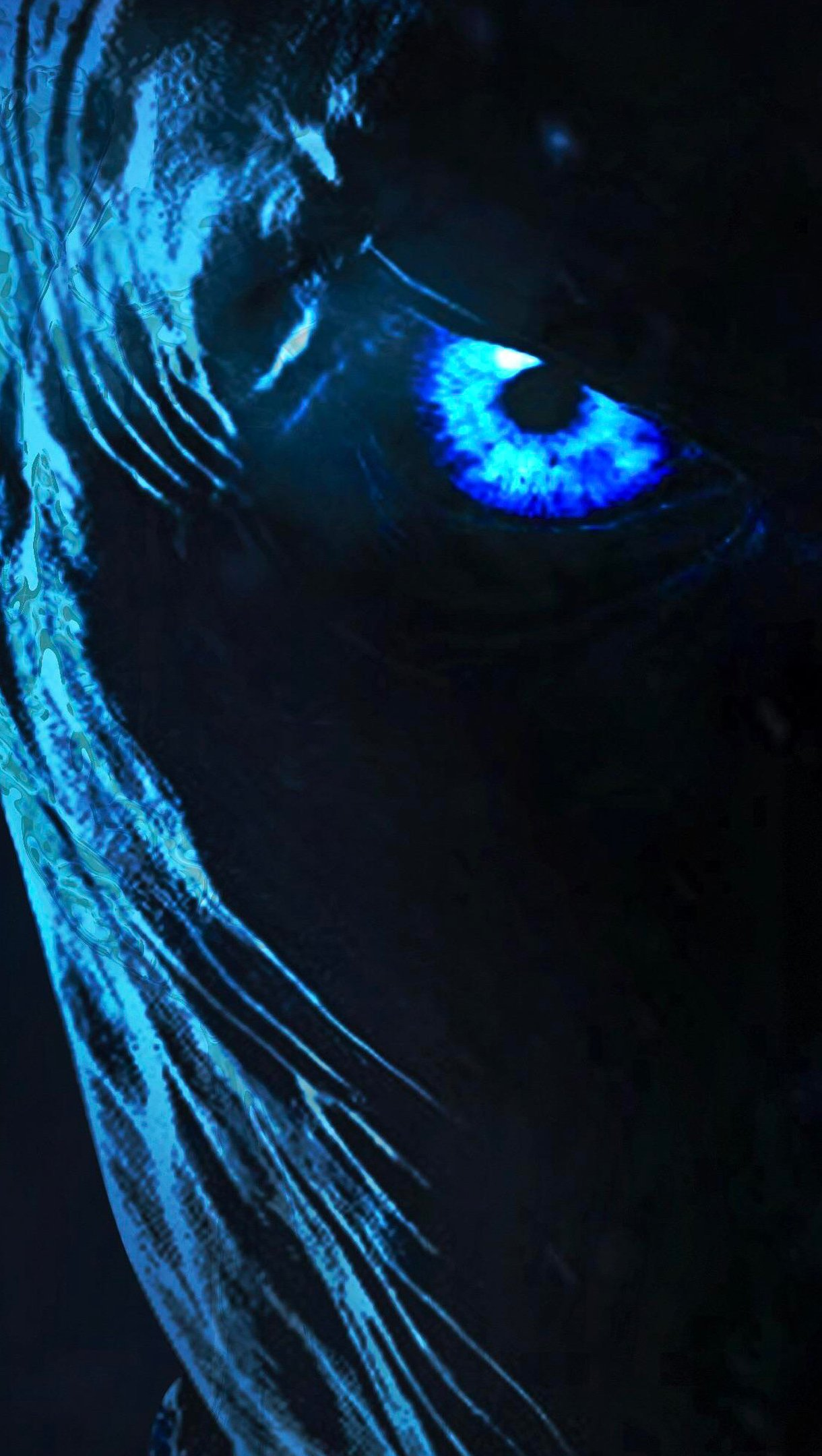 Wallpaper Night King and Jon Snow Game of Thrones Vertical