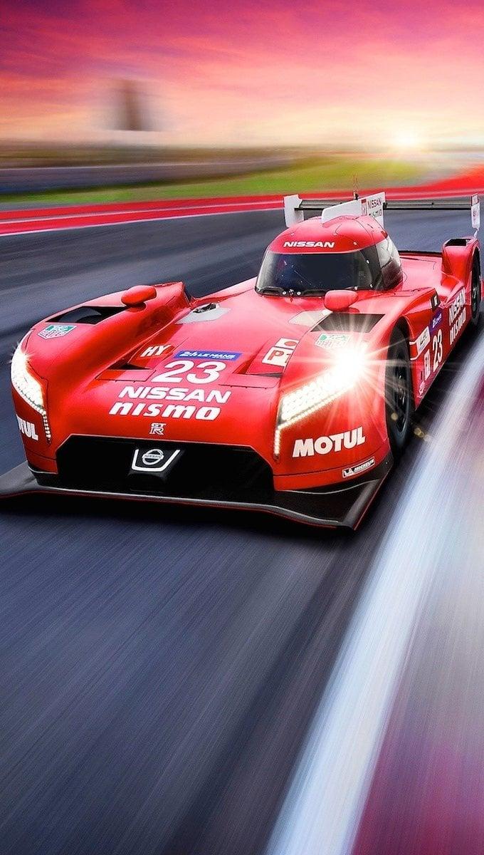 Wallpaper Nissan GTR LM nismo Vertical