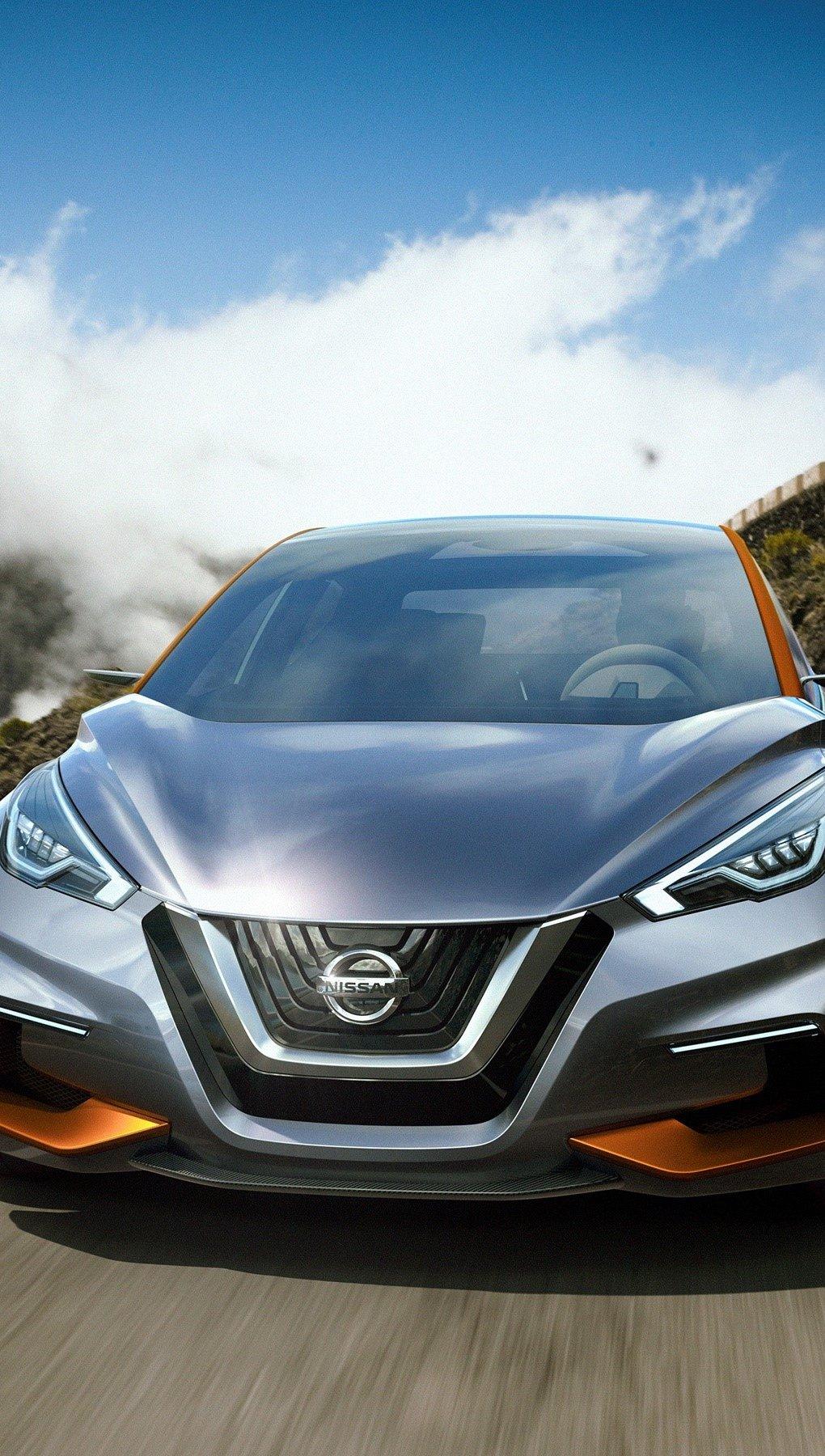 Fondos de pantalla Nissan Sway Concept Vertical
