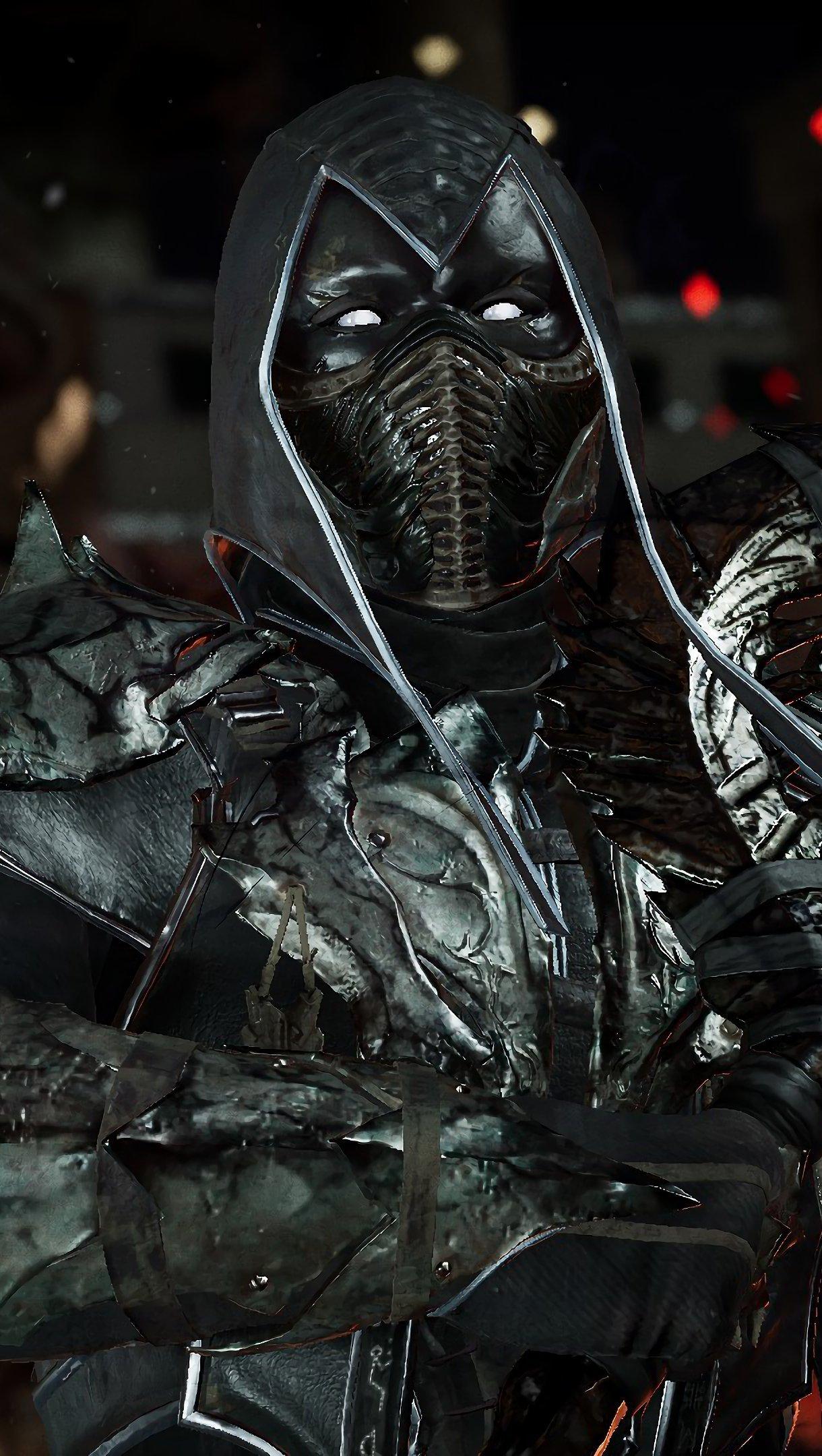 Fondos de pantalla Noob Saibot de Mortal Kombat Vertical