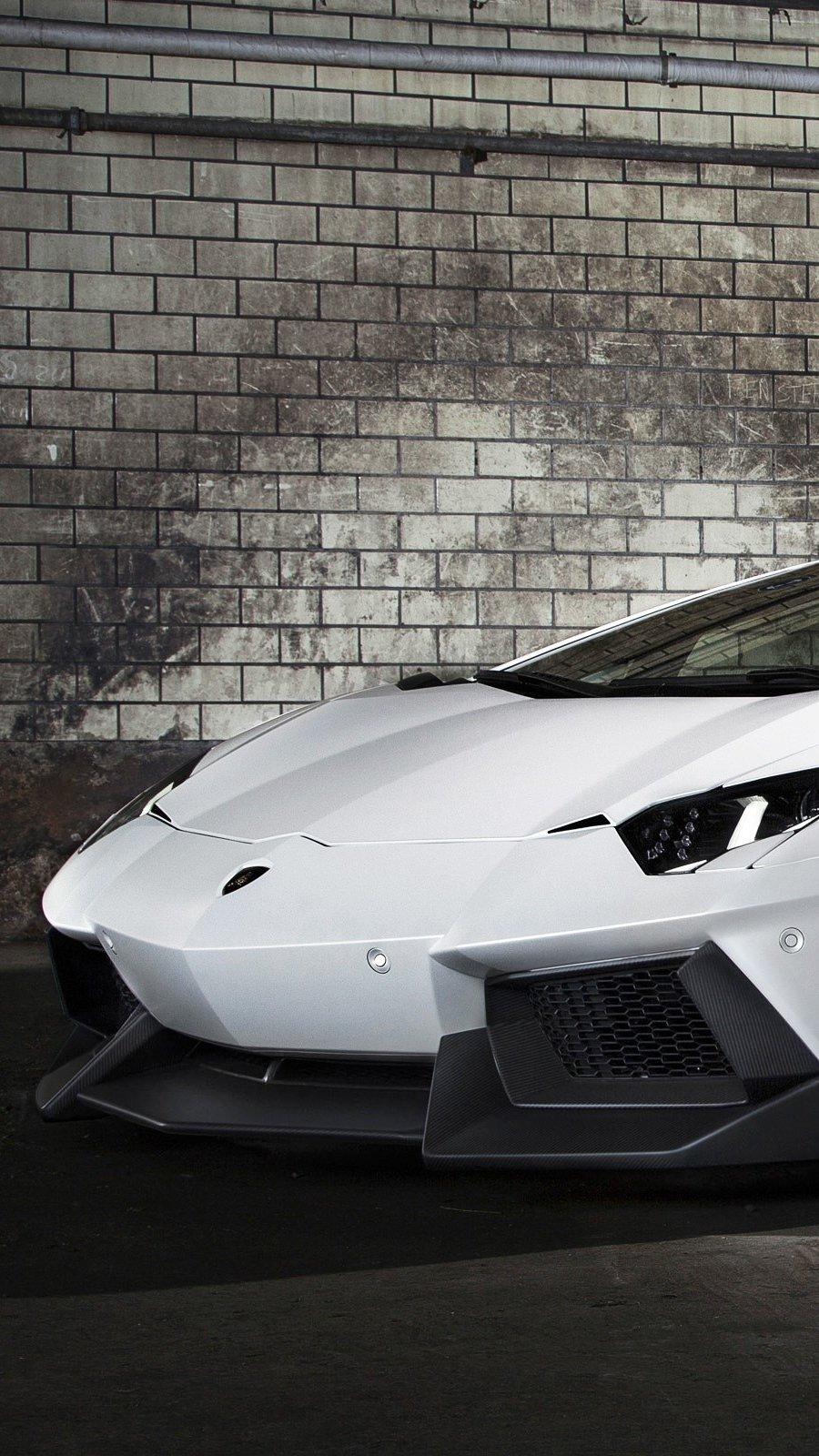 Fondos de pantalla Novitec Torado Lamborghini Aventador Vertical