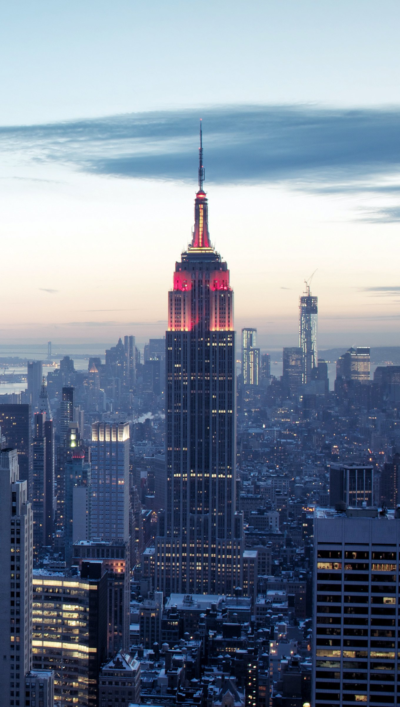 Wallpaper New York City Vertical