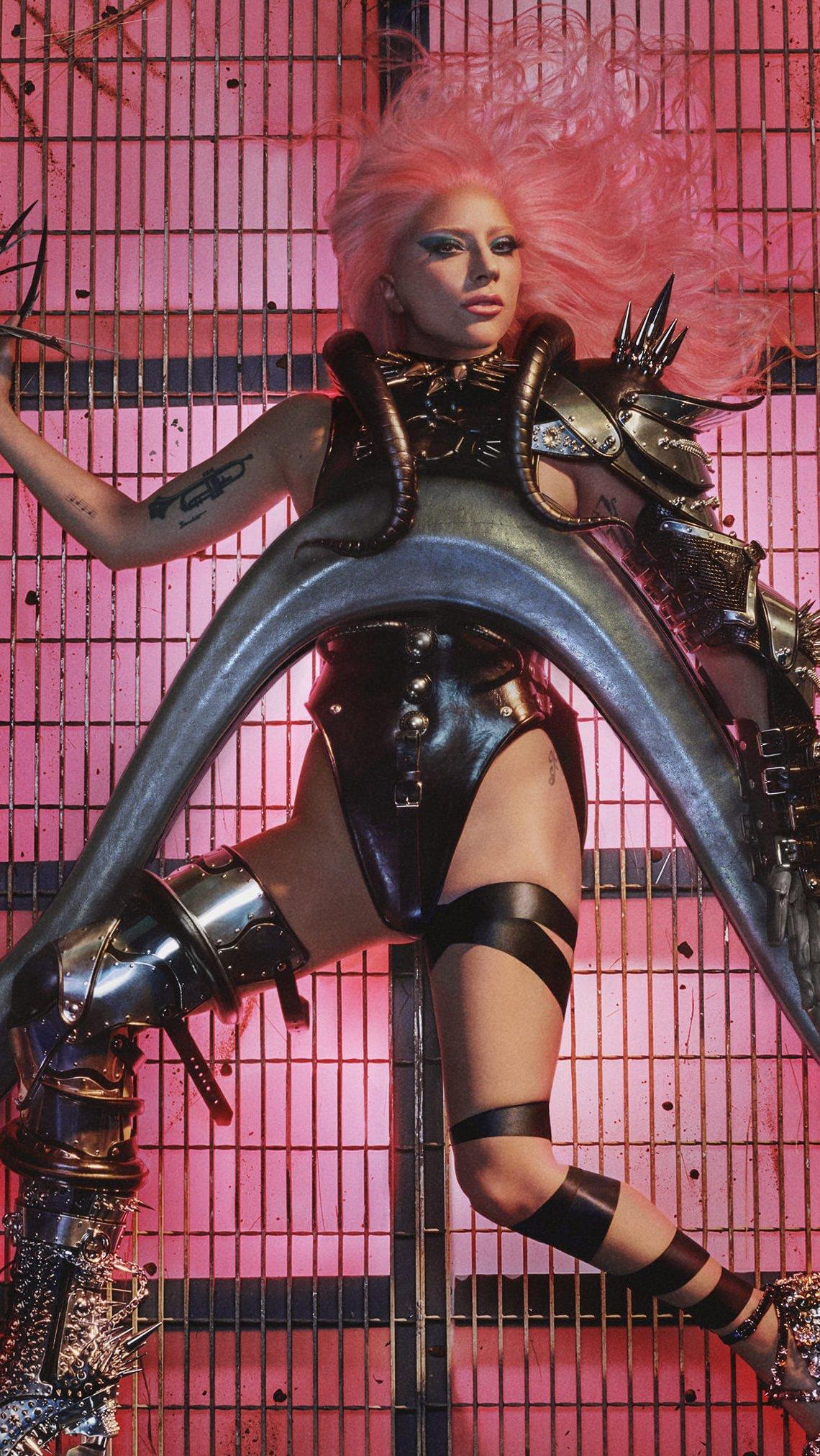 Fondos de pantalla Nuevo album de Lady Gaga Vertical