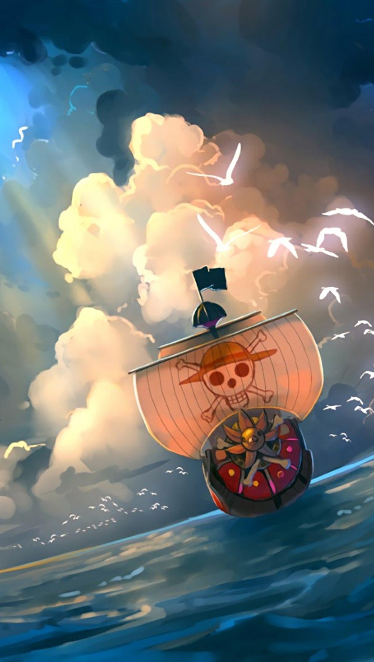 One Piece Artwork Anime Wallpaper 4k Ultra Hd Id 4011