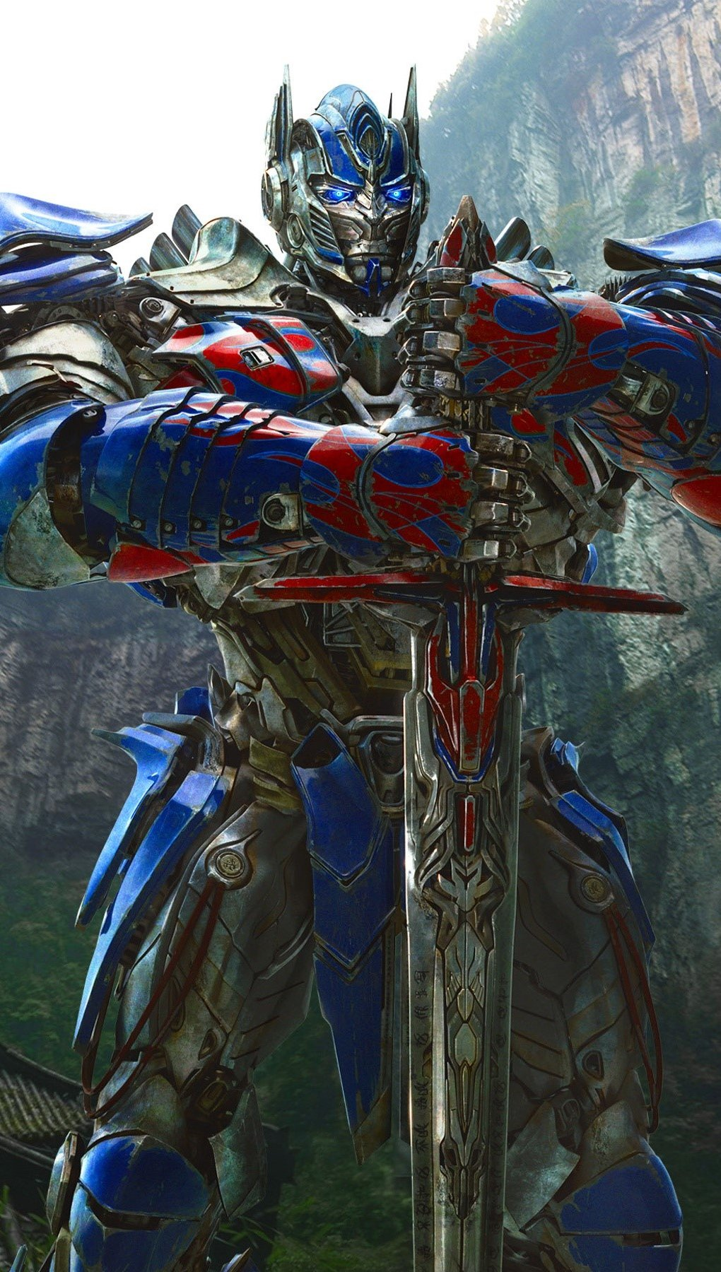 Fondos de pantalla Optimus Prime Vertical