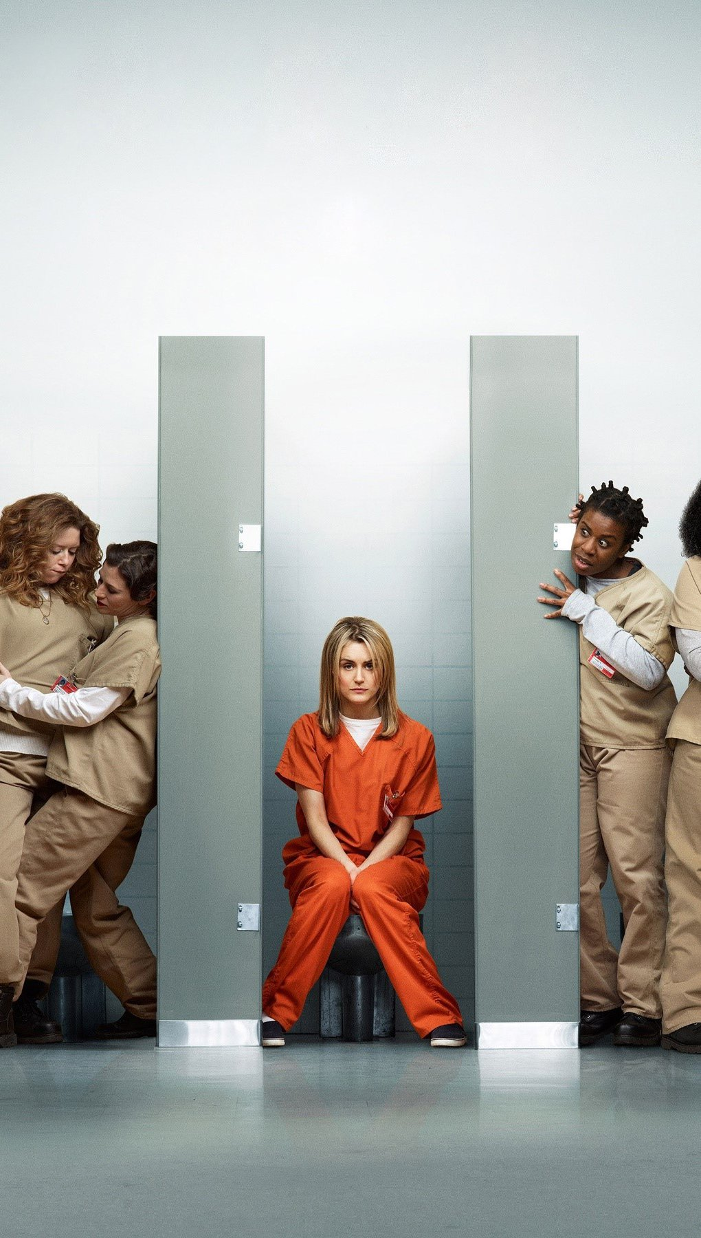 Fondos de pantalla Orange is the new black Vertical