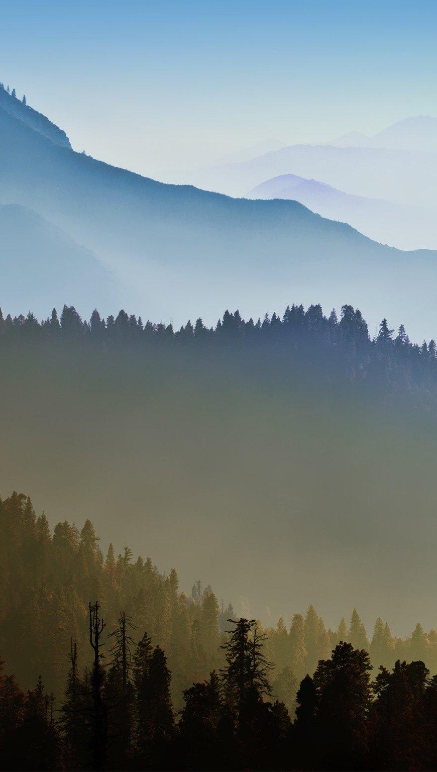 Fondos de pantalla Os x mavericks scenery 2048x1536 Vertical