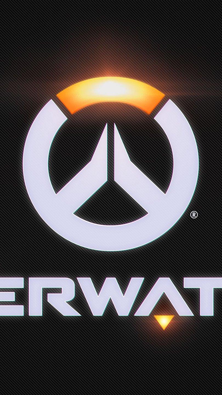 Fondos de pantalla Overwatch Logo Vertical