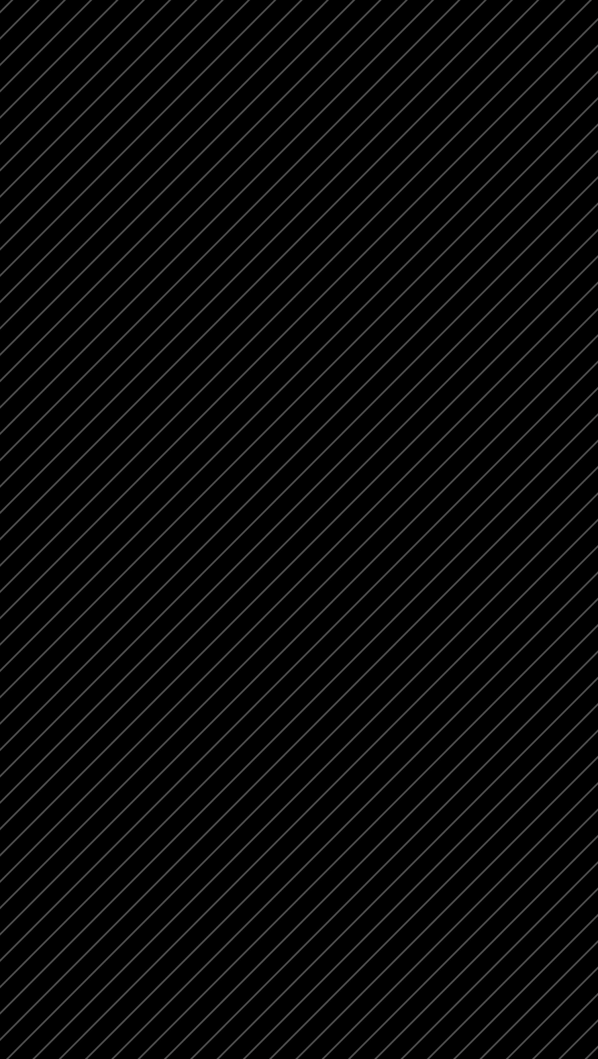 Fondos de pantalla Patrón de líneas Negro Vertical