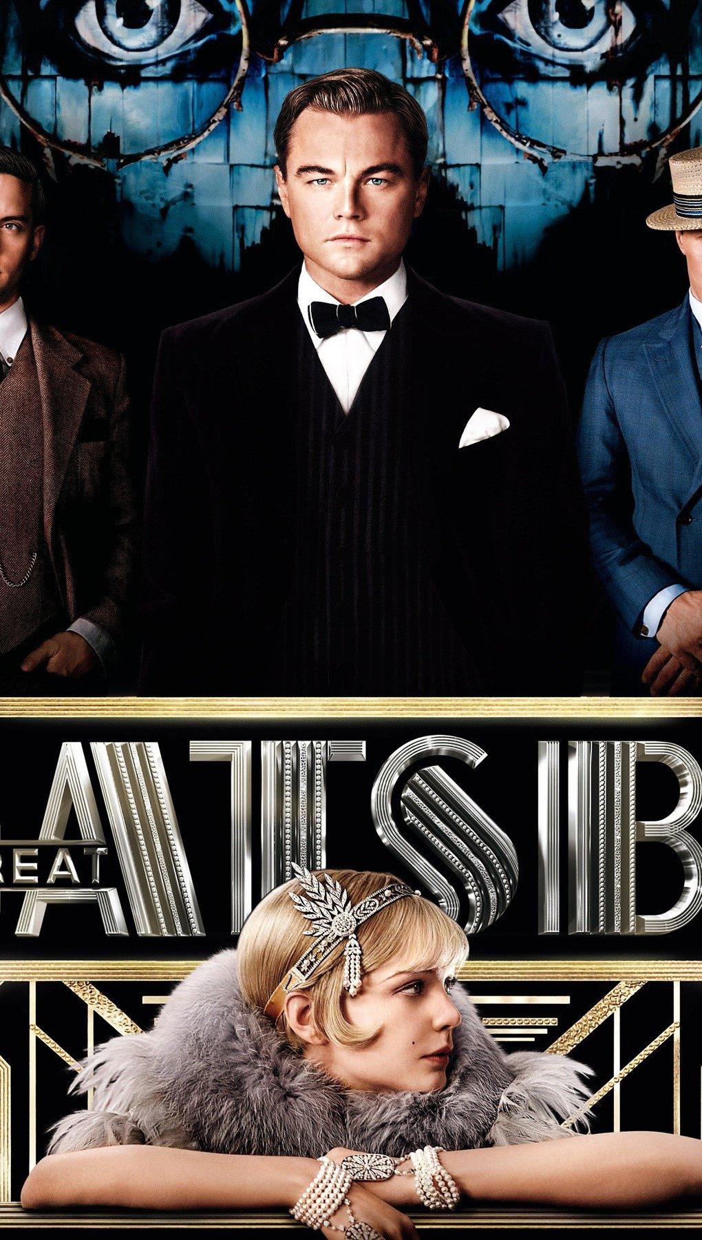 Fondos de pantalla Película El gran Gatsby Vertical