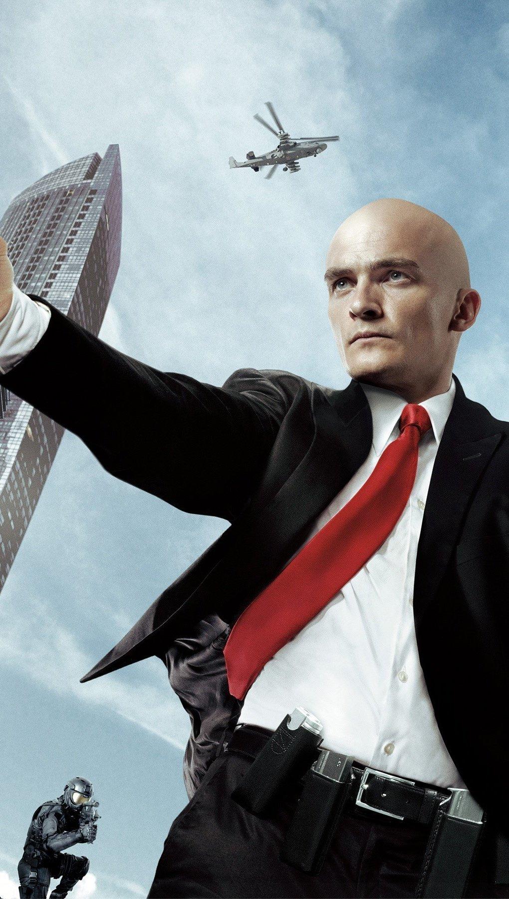 Fondos de pantalla Película Hitman Agent 47 Vertical